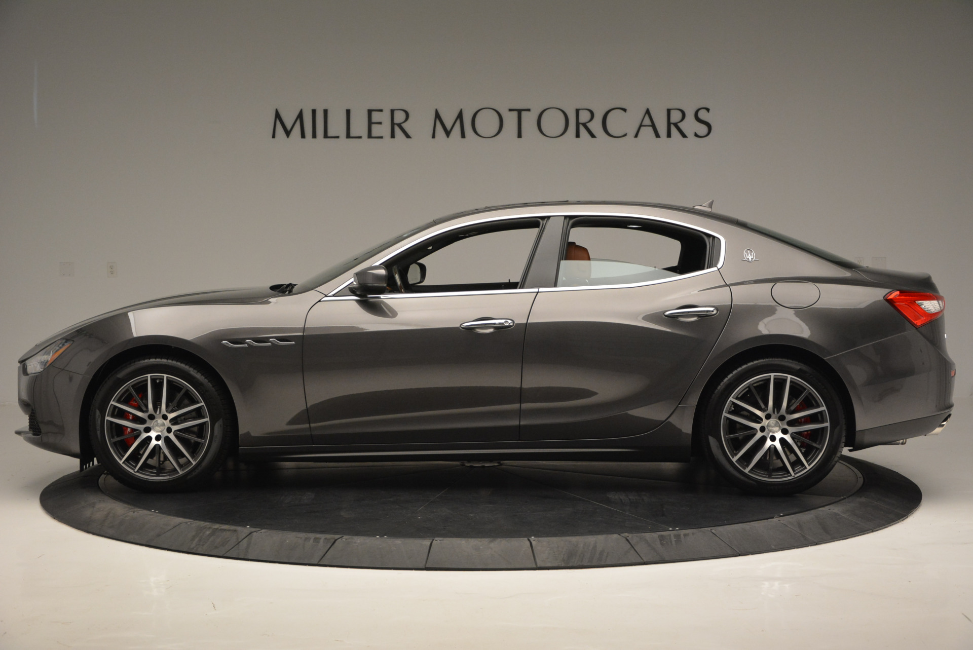 New 2017 Maserati Ghibli S Q4 For Sale In Greenwich, CT 573_p3