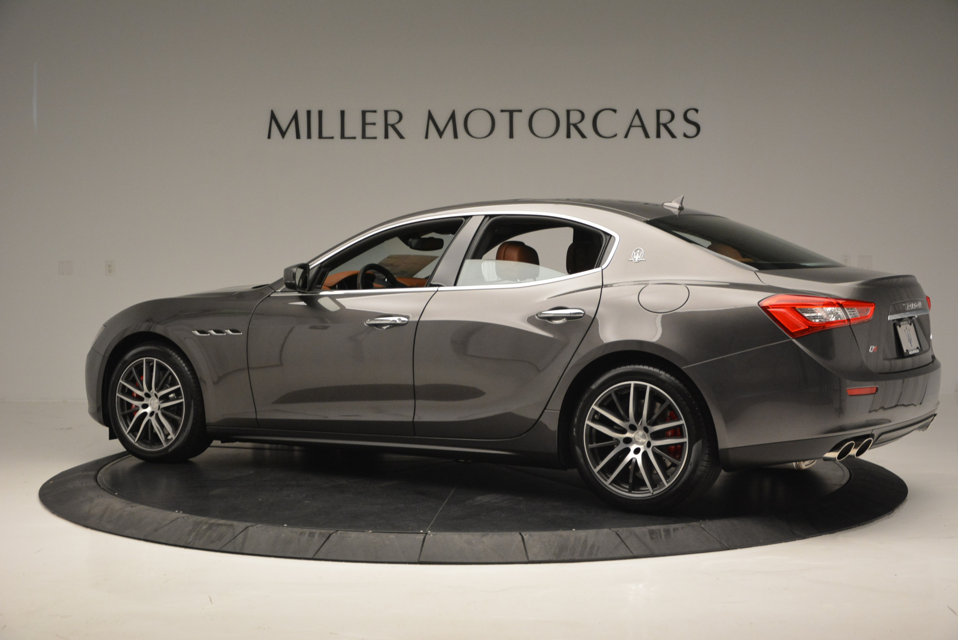 New 2017 Maserati Ghibli S Q4 For Sale In Greenwich, CT 573_p4