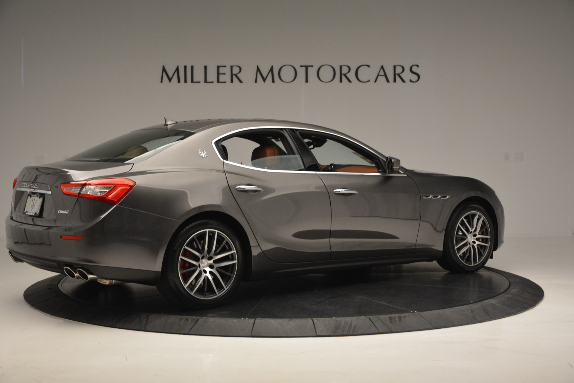 New 2017 Maserati Ghibli S Q4 For Sale In Greenwich, CT 573_p8