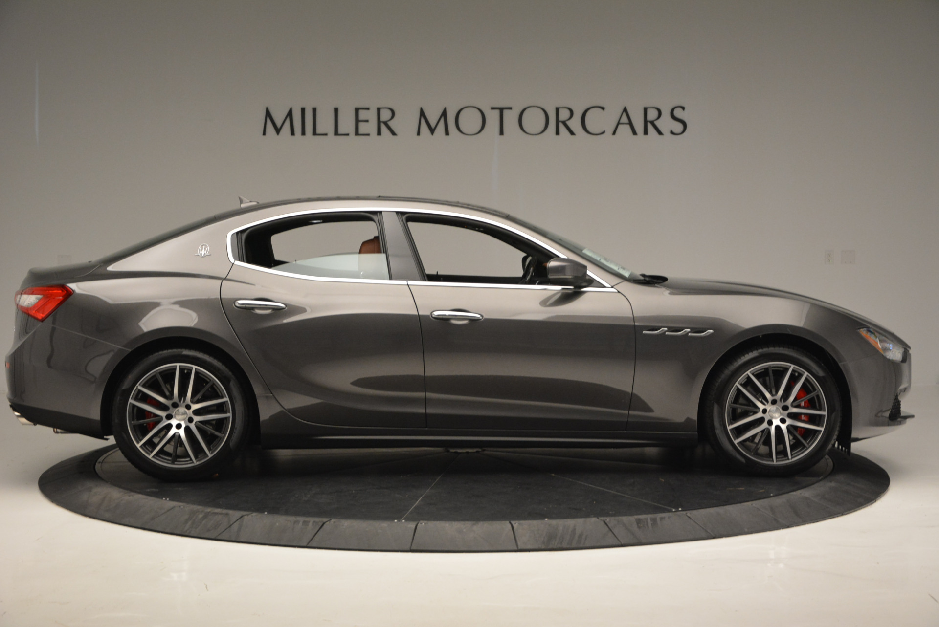 New 2017 Maserati Ghibli S Q4 For Sale In Greenwich, CT 573_p9