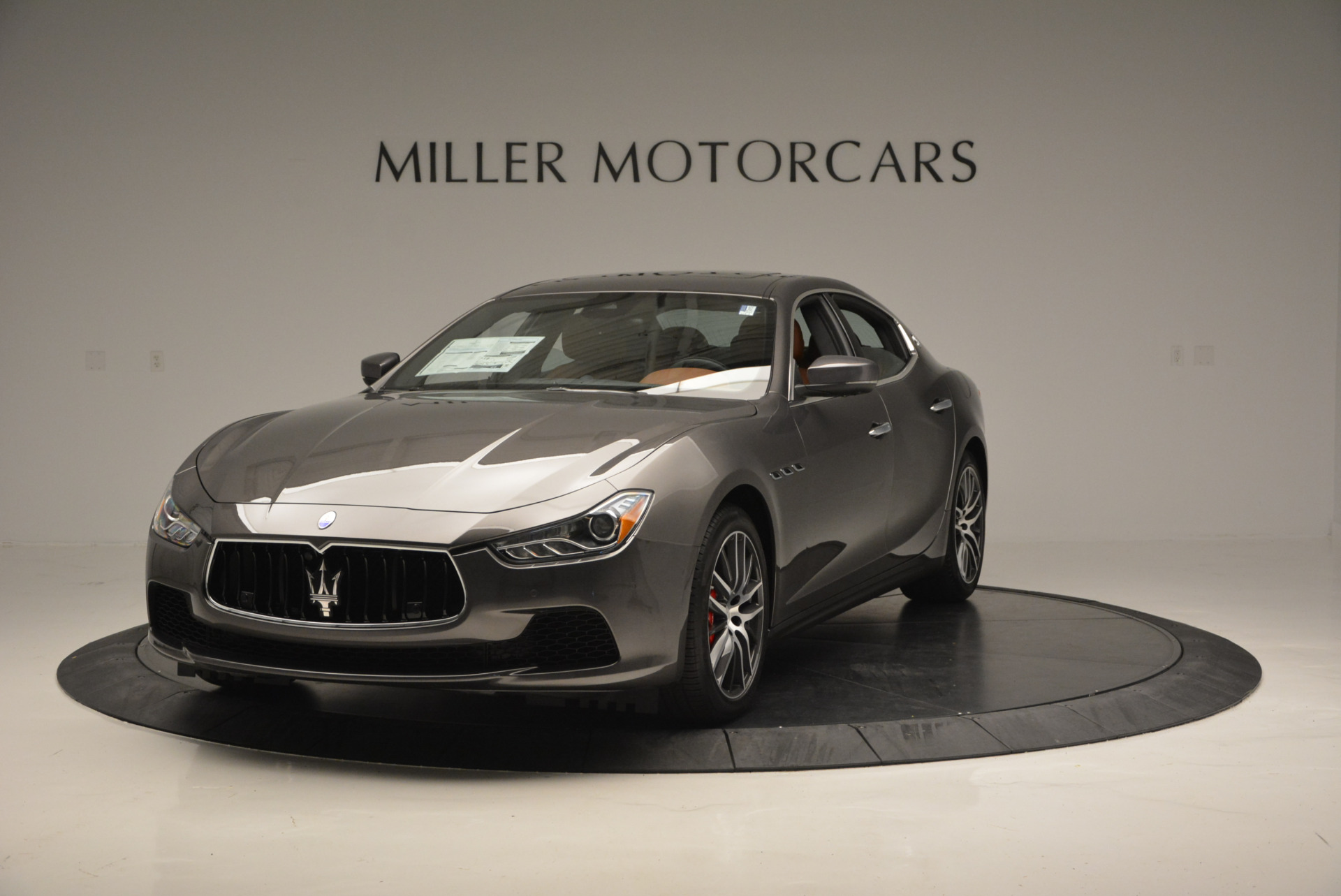 New 2017 Maserati Ghibli S Q4 For Sale In Greenwich, CT 574_main