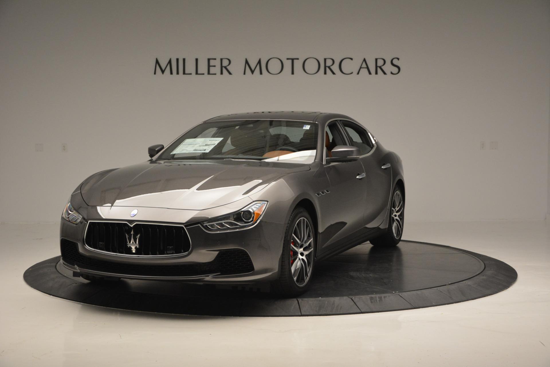 New 2017 Maserati Ghibli S Q4 For Sale In Greenwich, CT 574_main