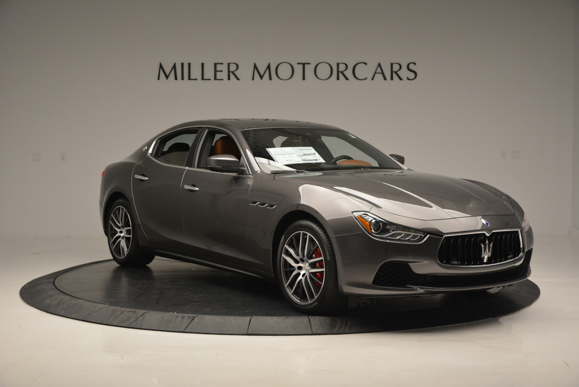 New 2017 Maserati Ghibli S Q4 For Sale In Greenwich, CT 574_p11