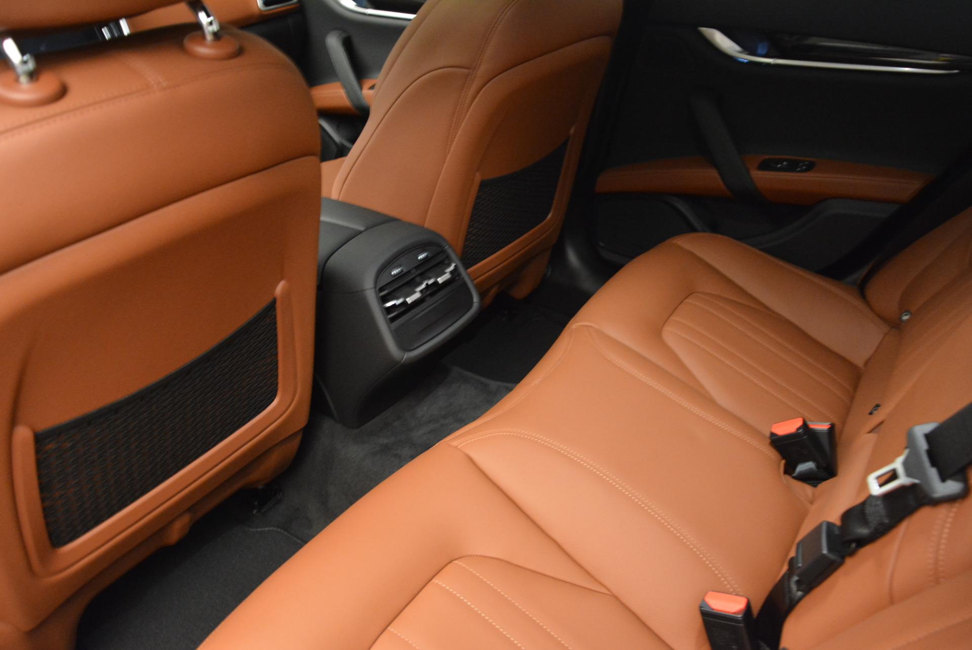 New 2017 Maserati Ghibli S Q4 For Sale In Greenwich, CT 574_p17