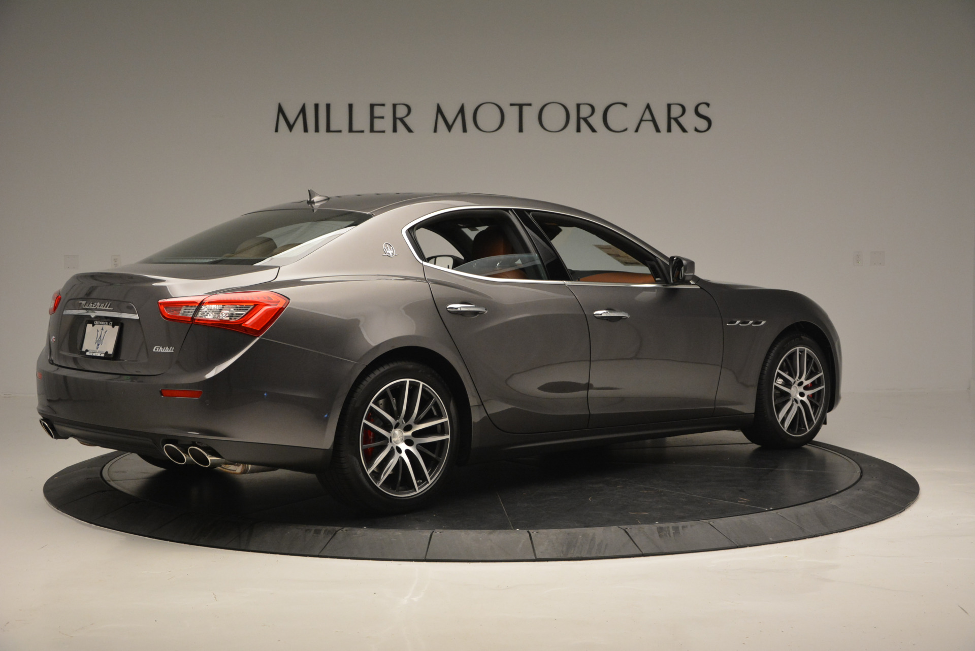 New 2017 Maserati Ghibli S Q4 For Sale In Greenwich, CT 574_p8