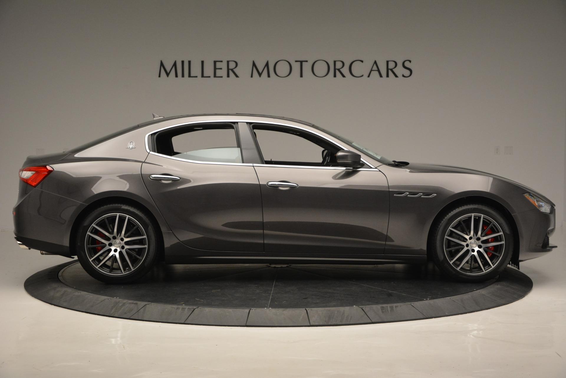New 2017 Maserati Ghibli S Q4 For Sale In Greenwich, CT 574_p9