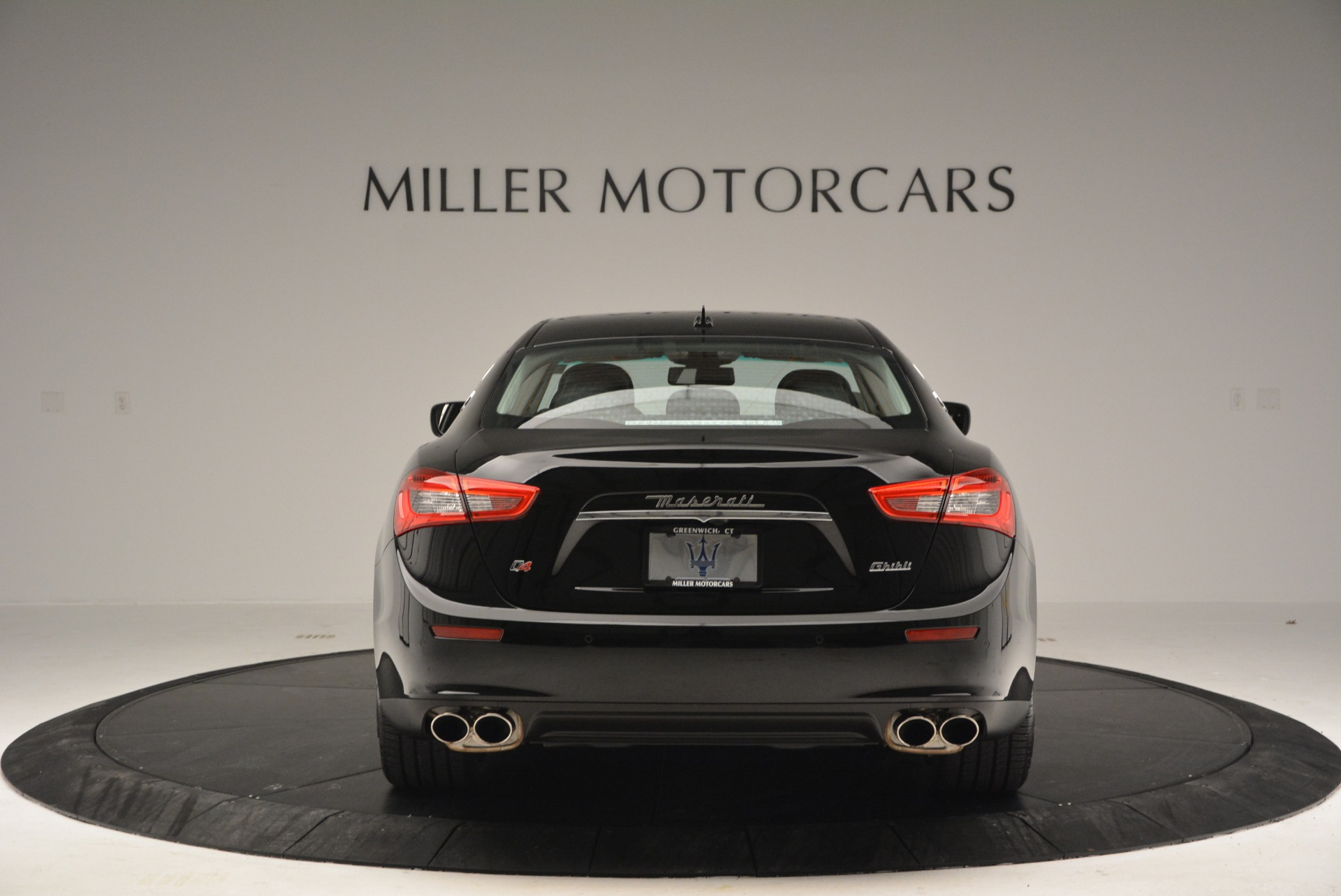 Used 2017 Maserati Ghibli S Q4 - EX Loaner For Sale In Greenwich, CT 576_p10