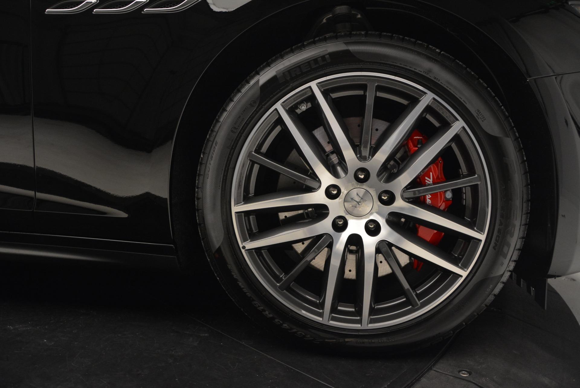 Used 2017 Maserati Ghibli S Q4 - EX Loaner For Sale In Greenwich, CT 576_p11