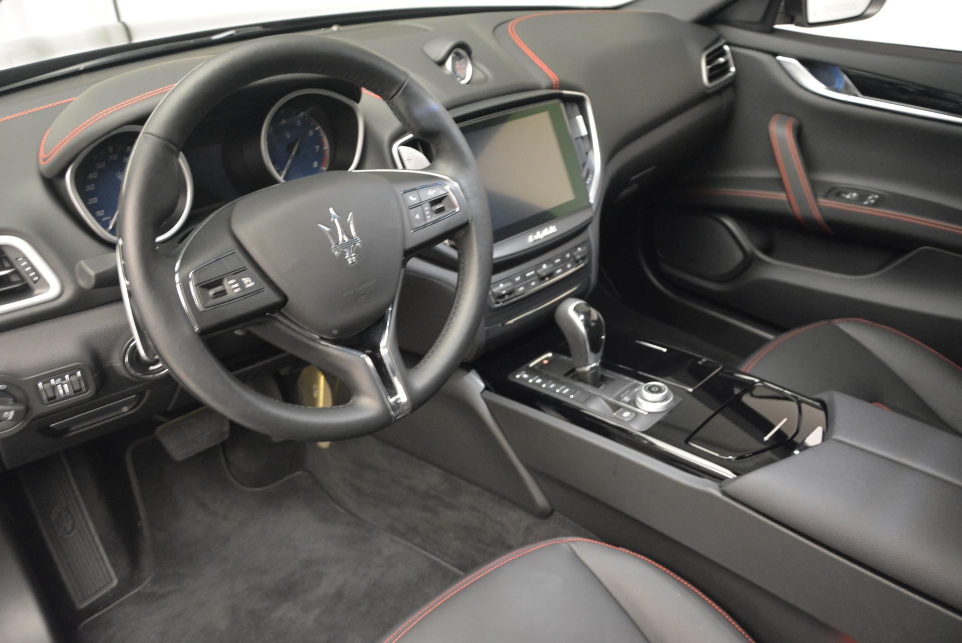 Used 2017 Maserati Ghibli S Q4 - EX Loaner For Sale In Greenwich, CT 576_p13