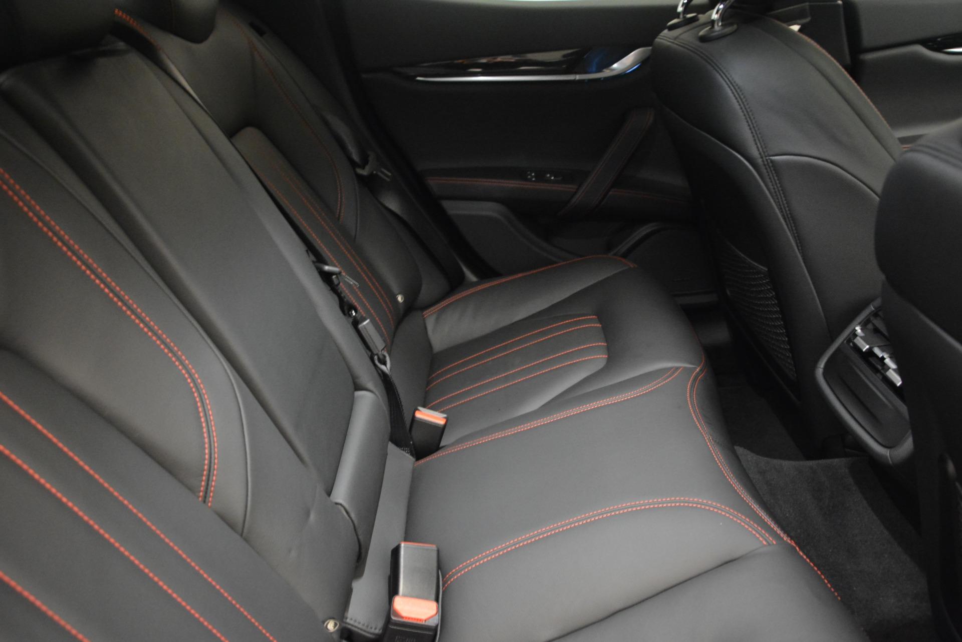 Used 2017 Maserati Ghibli S Q4 - EX Loaner For Sale In Greenwich, CT 576_p24