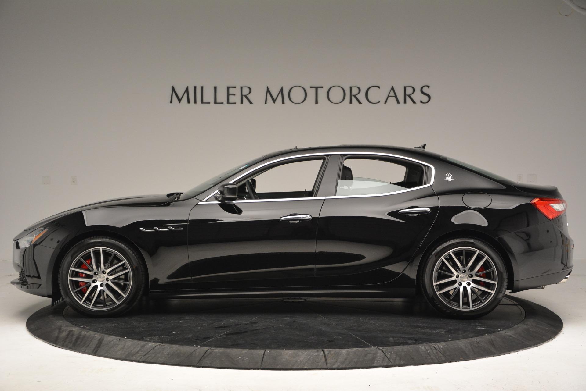 Used 2017 Maserati Ghibli S Q4 - EX Loaner For Sale In Greenwich, CT 576_p7