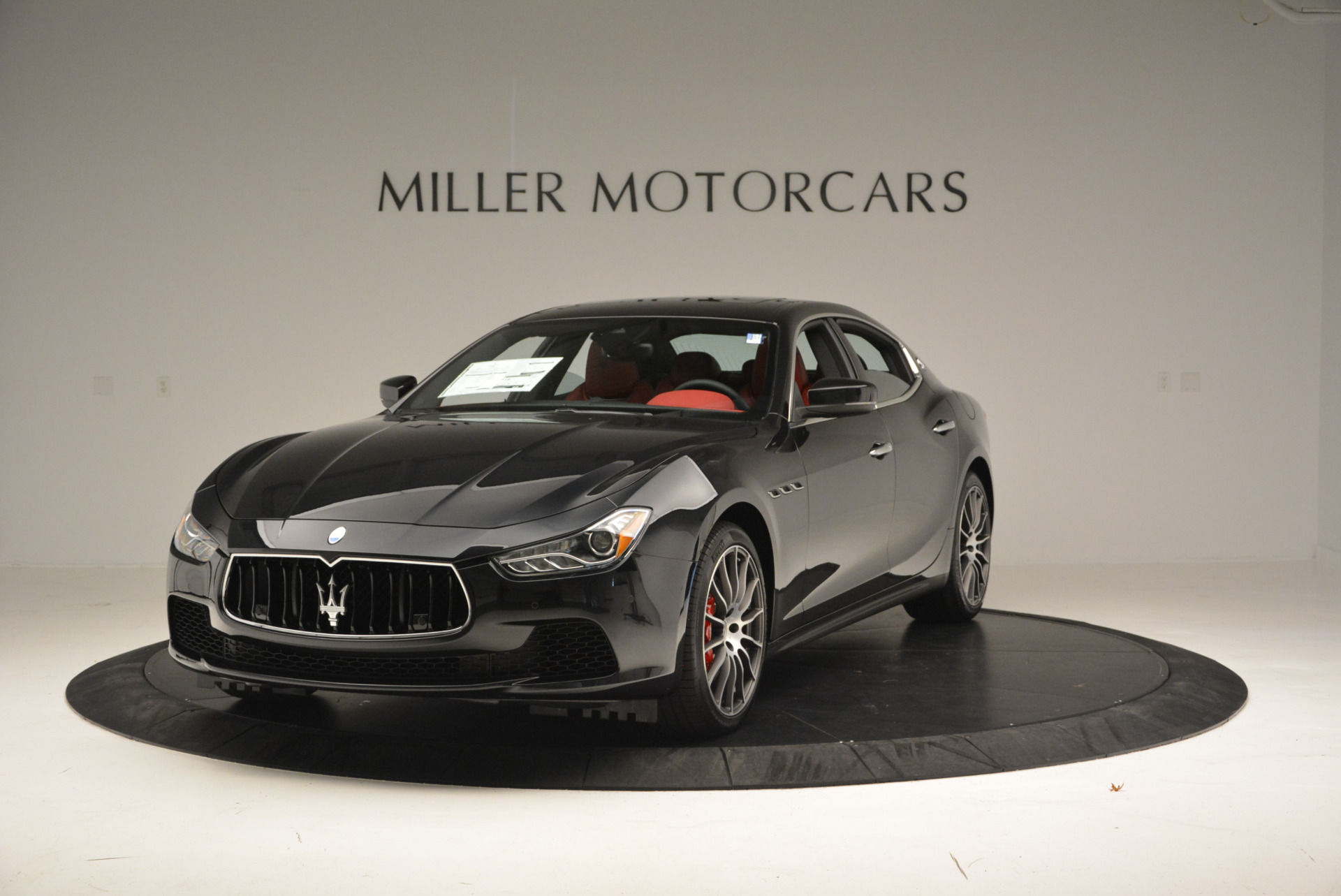 New 2017 Maserati Ghibli S Q4 For Sale In Greenwich, CT 578_main