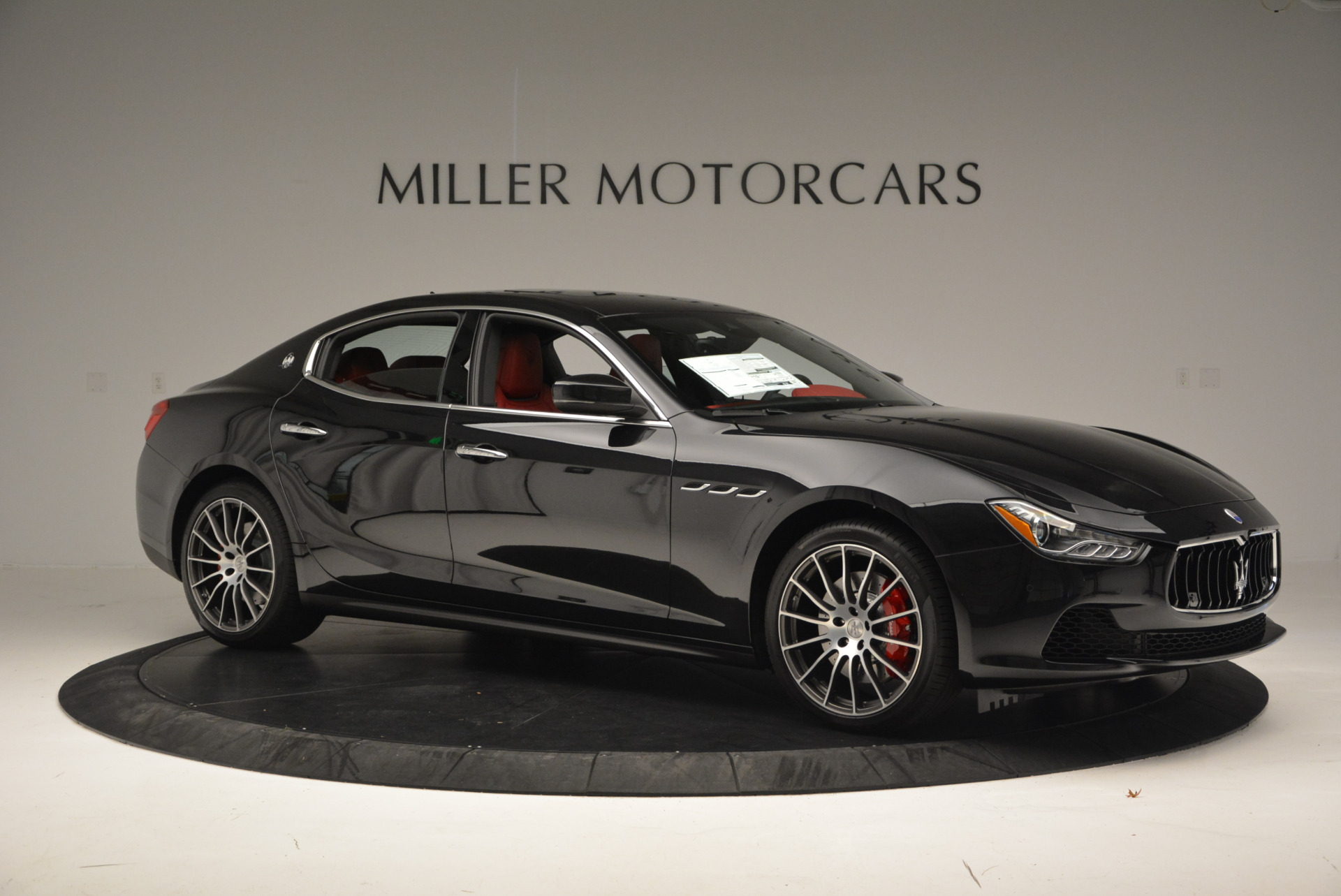 New 2017 Maserati Ghibli S Q4 For Sale In Greenwich, CT 578_p10