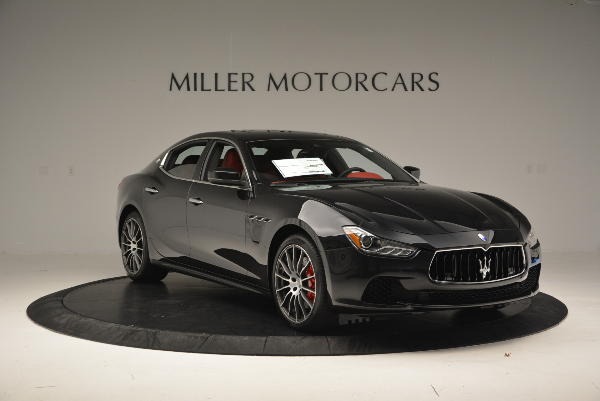 New 2017 Maserati Ghibli S Q4 For Sale In Greenwich, CT 578_p11