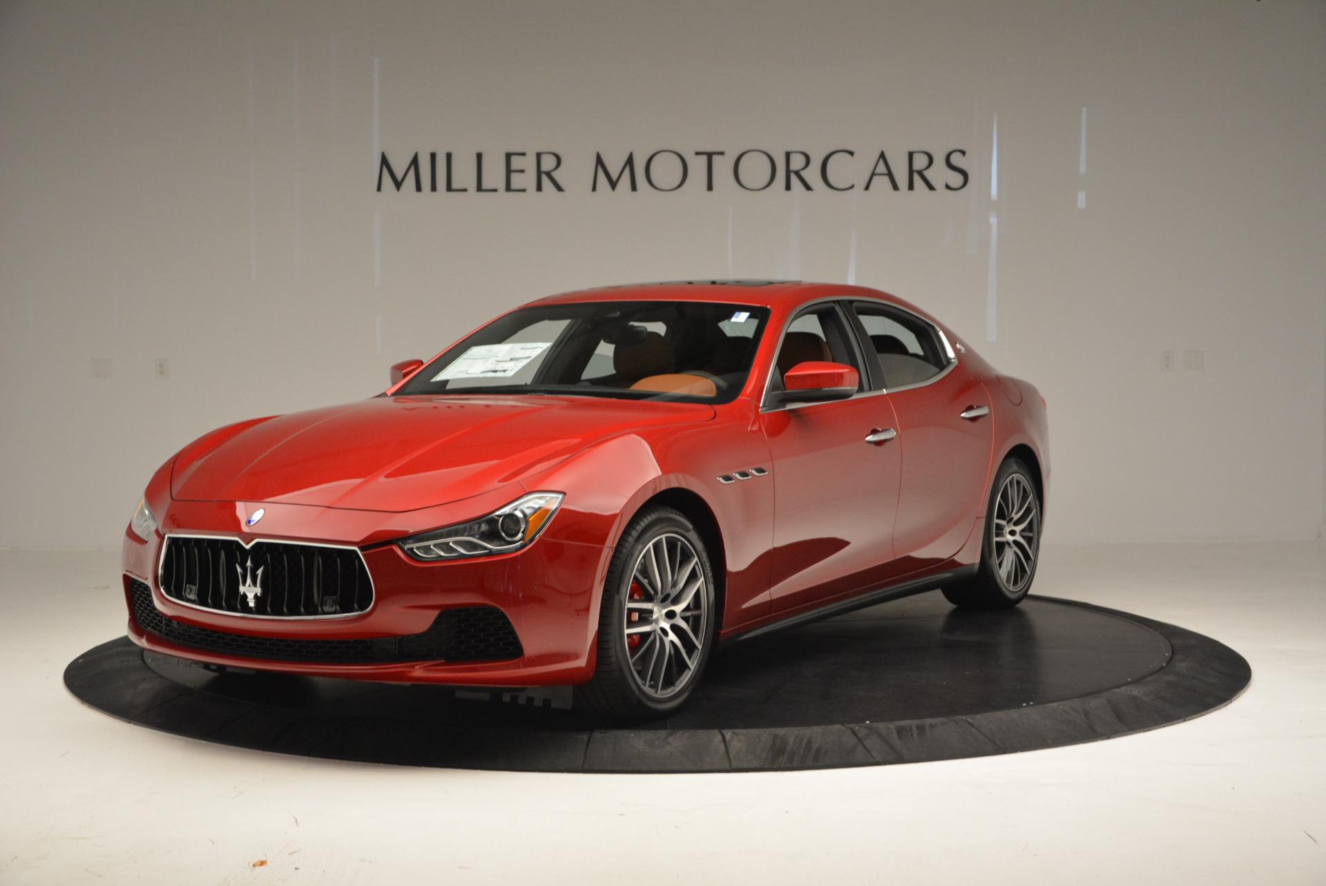 New 2017 Maserati Ghibli S Q4 For Sale In Greenwich, CT 579_main