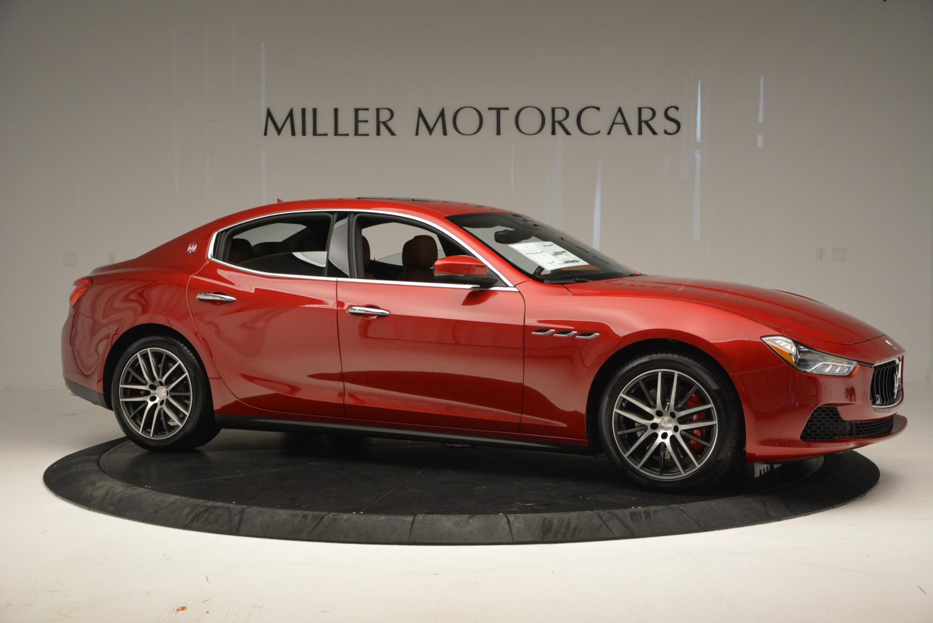 New 2017 Maserati Ghibli S Q4 For Sale In Greenwich, CT 579_p10