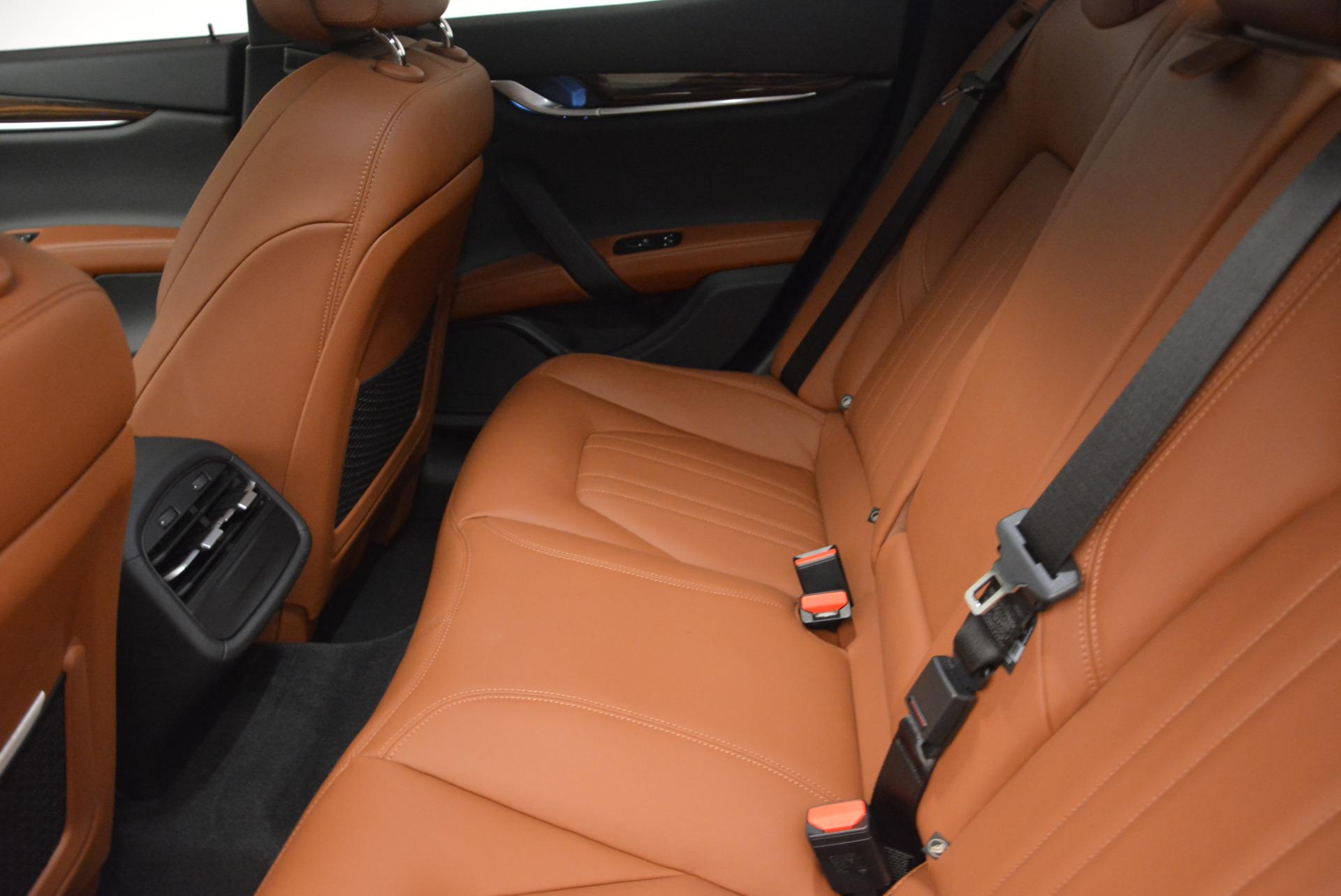New 2017 Maserati Ghibli S Q4 For Sale In Greenwich, CT 579_p17