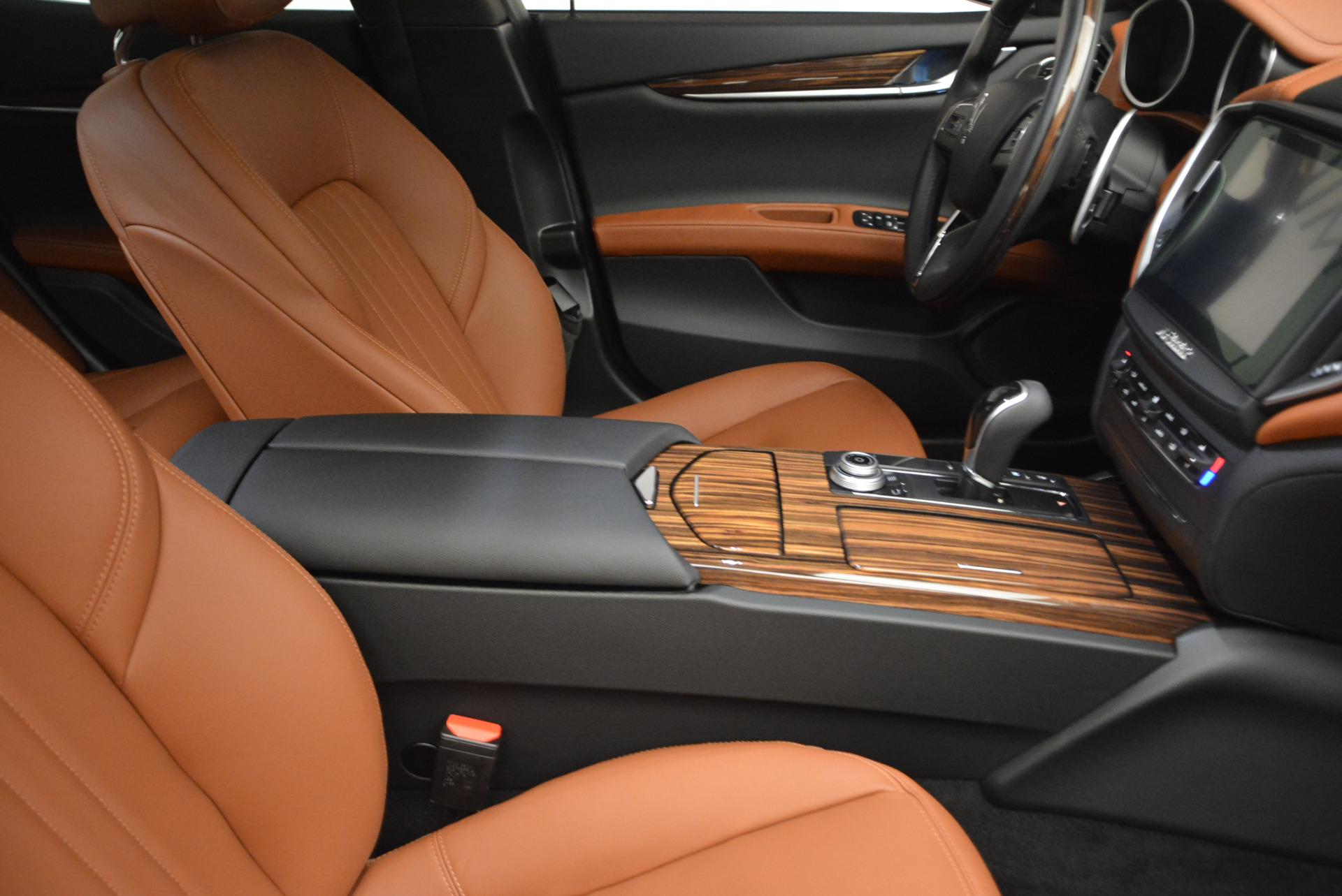 New 2017 Maserati Ghibli S Q4 For Sale In Greenwich, CT 579_p20
