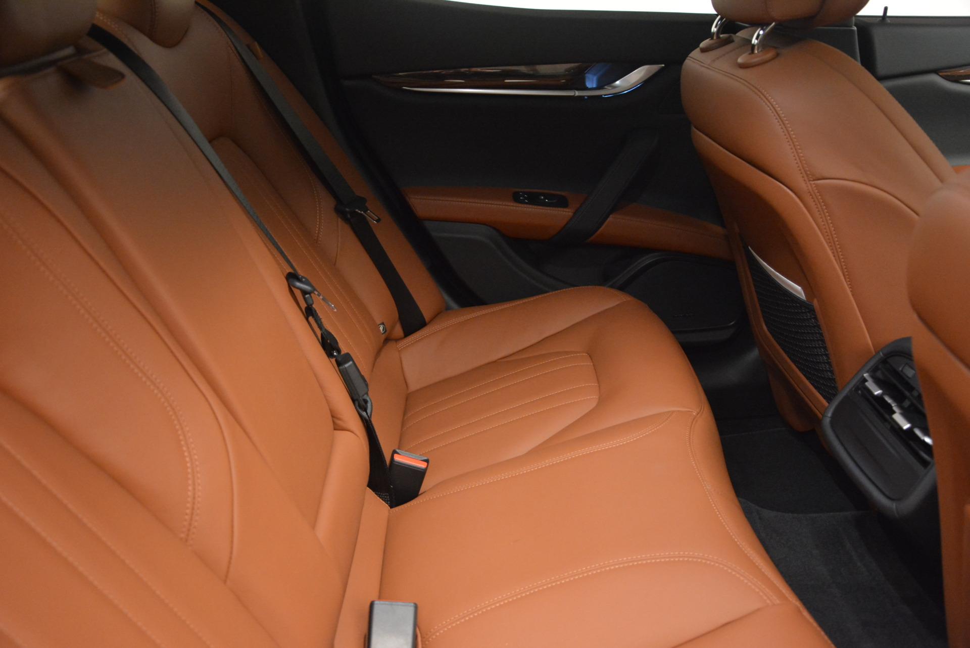 New 2017 Maserati Ghibli S Q4 For Sale In Greenwich, CT 579_p23