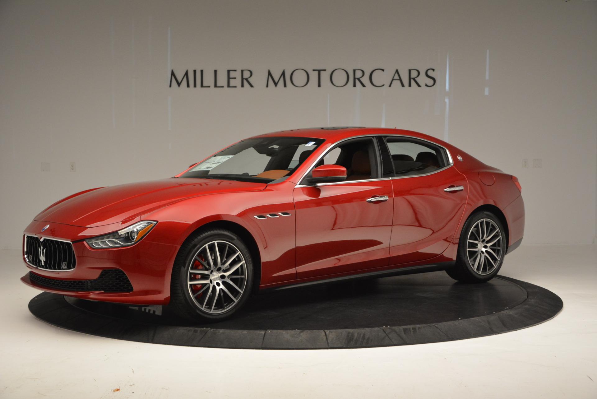 New 2017 Maserati Ghibli S Q4 For Sale In Greenwich, CT 579_p2