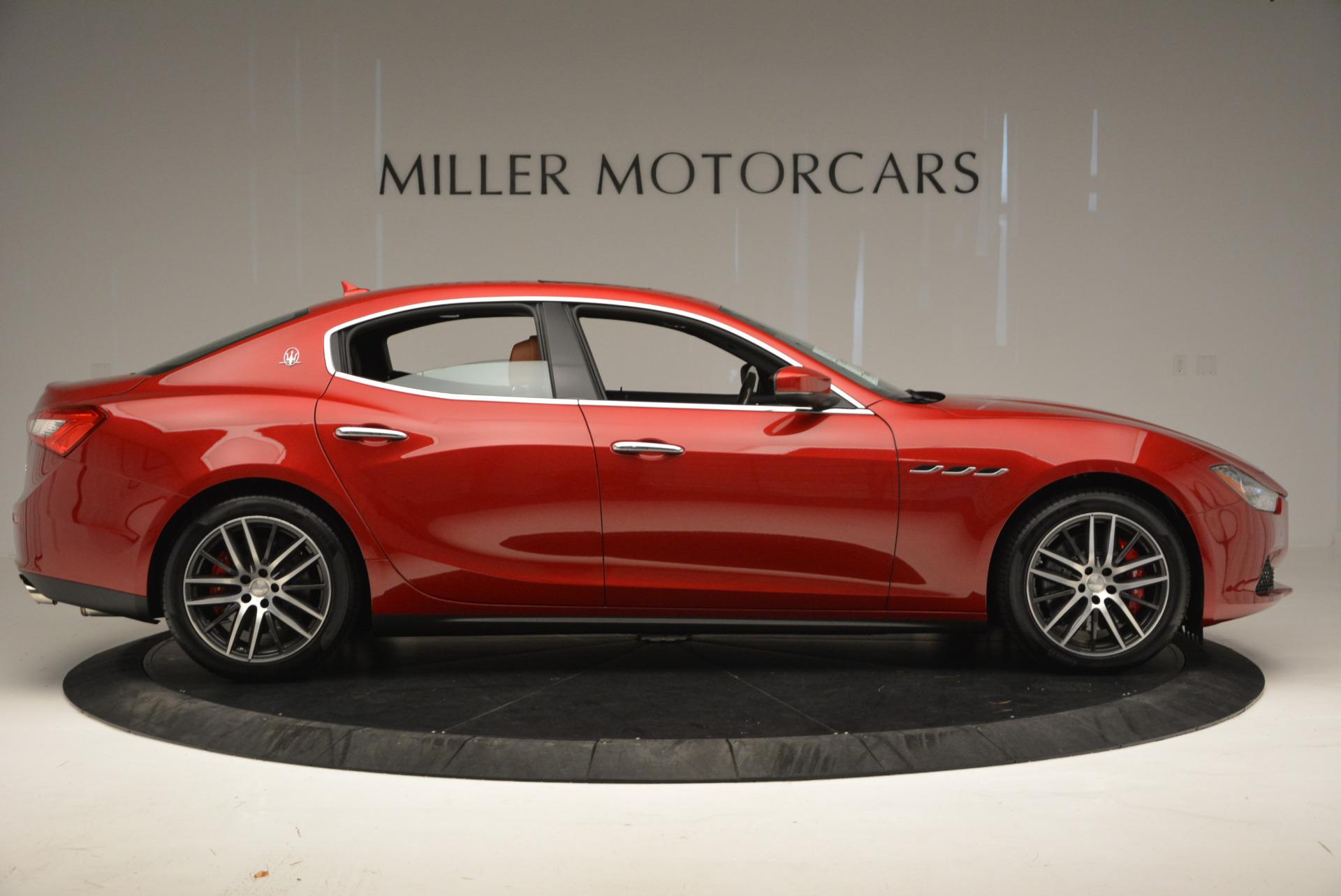 New 2017 Maserati Ghibli S Q4 For Sale In Greenwich, CT 579_p9