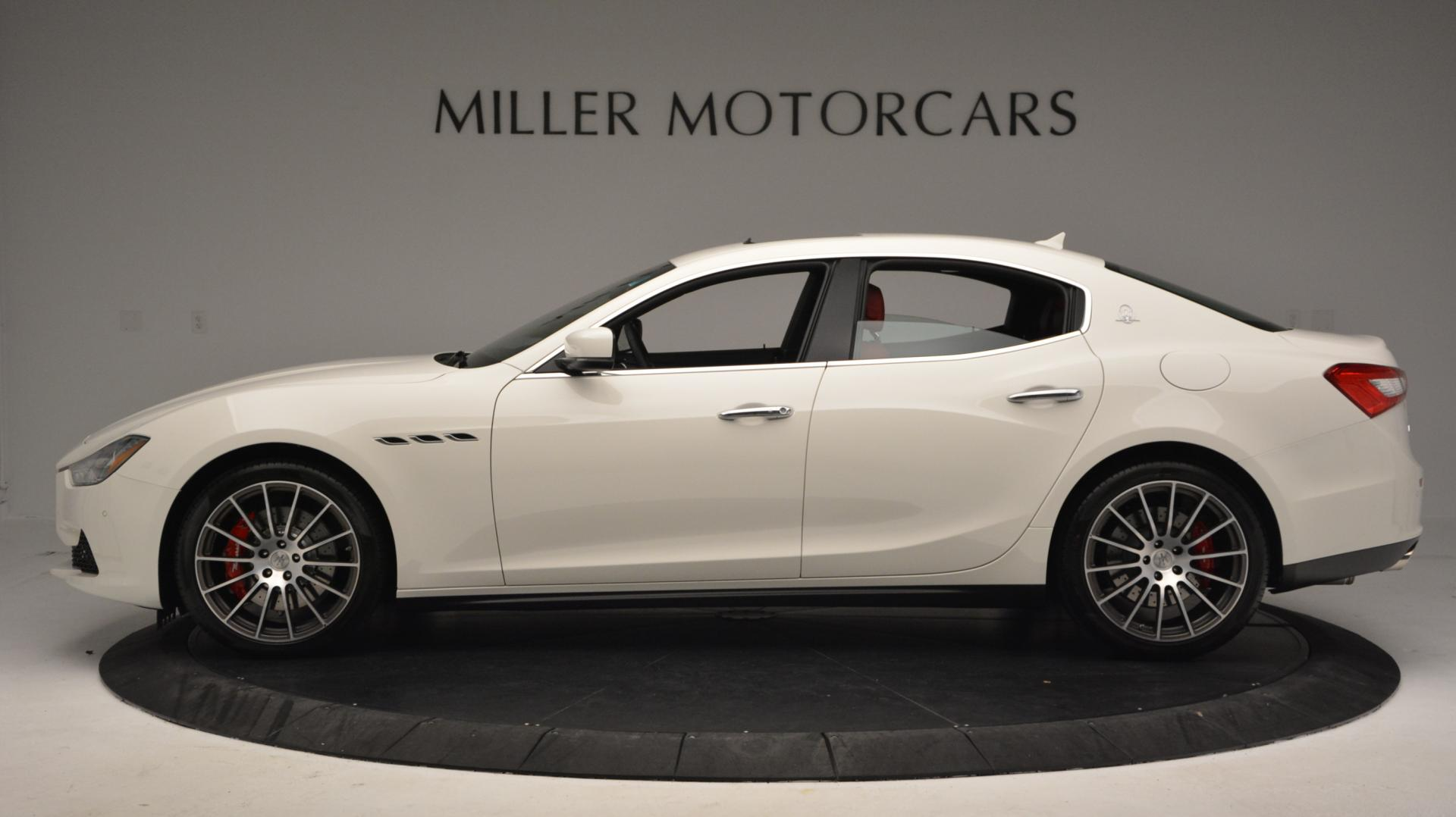 New 2016 Maserati Ghibli S Q4 For Sale In Greenwich, CT 58_p3