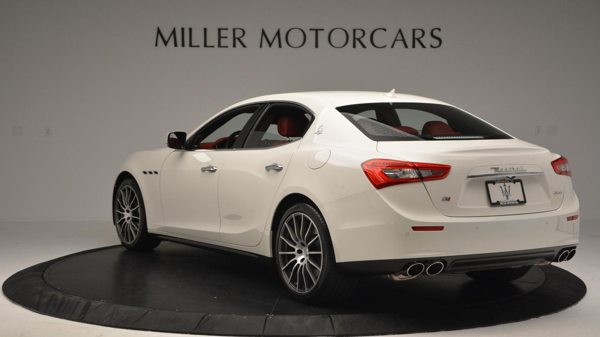 New 2016 Maserati Ghibli S Q4 For Sale In Greenwich, CT 58_p6