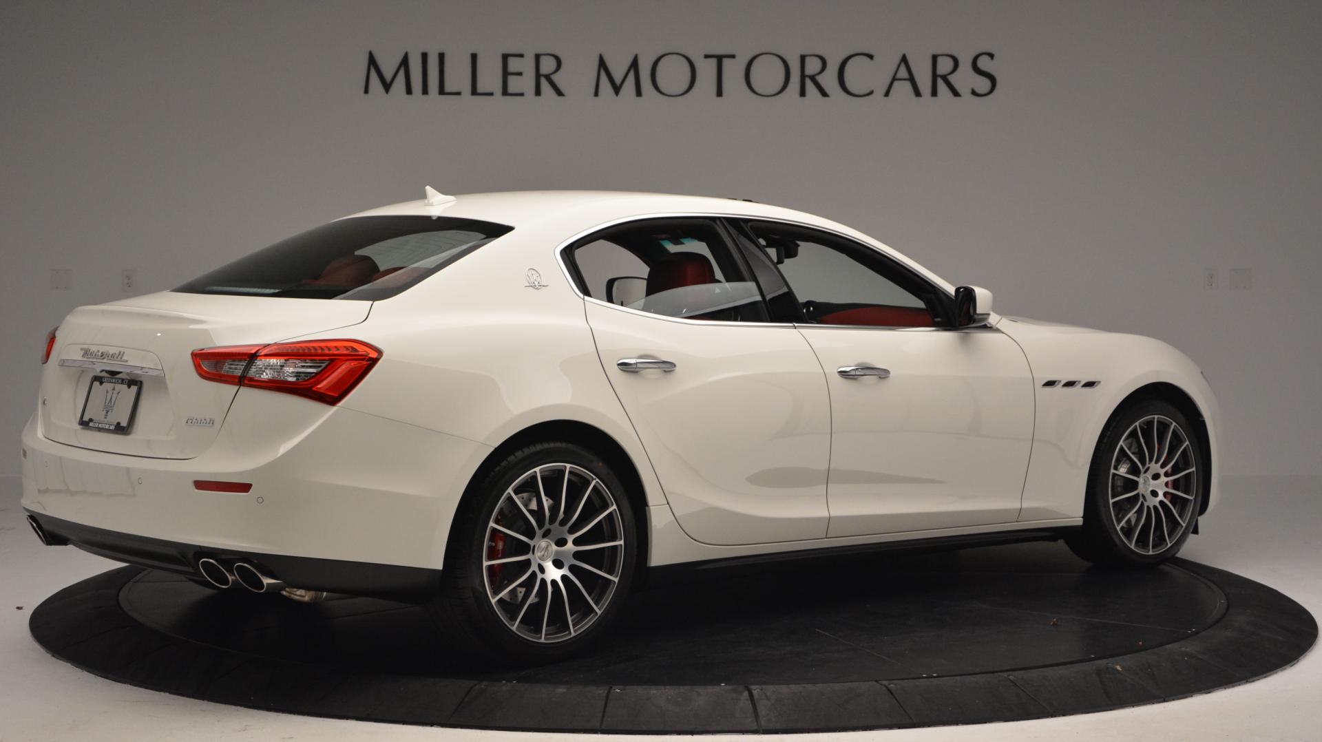 New 2016 Maserati Ghibli S Q4 For Sale In Greenwich, CT 58_p8