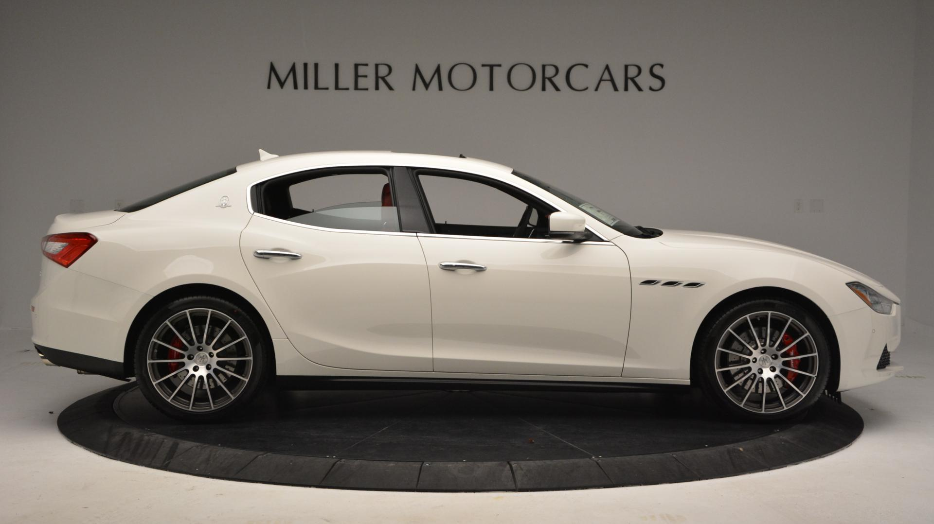 New 2016 Maserati Ghibli S Q4 For Sale In Greenwich, CT 58_p9