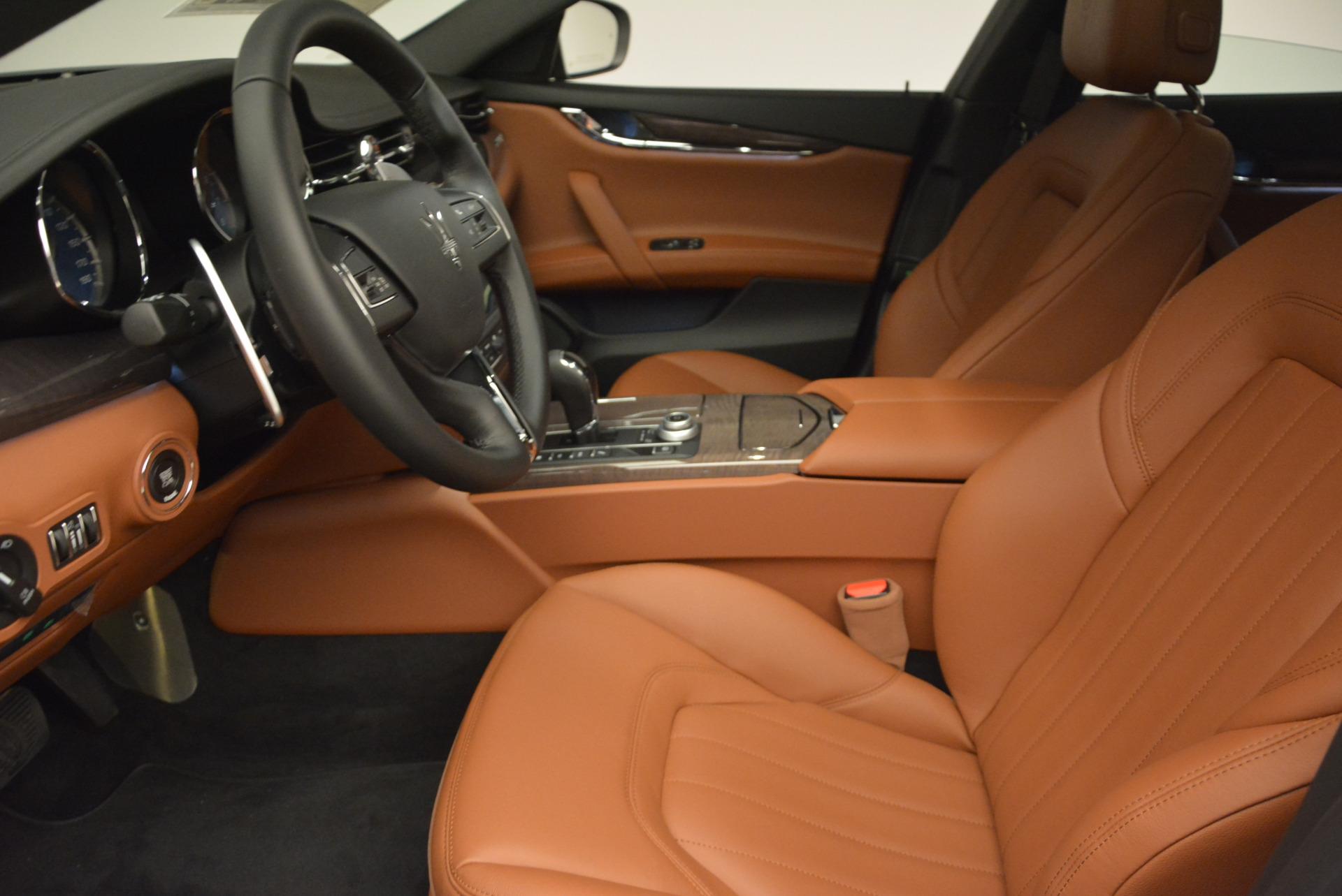 New 2017 Maserati Quattroporte S Q4 For Sale In Greenwich, CT 581_p14
