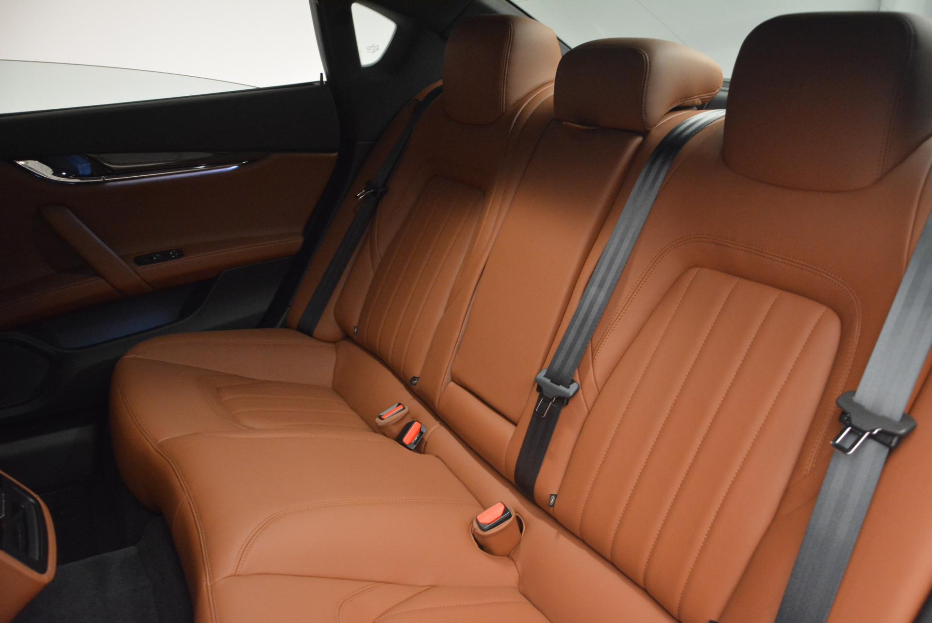 New 2017 Maserati Quattroporte S Q4 For Sale In Greenwich, CT 581_p18