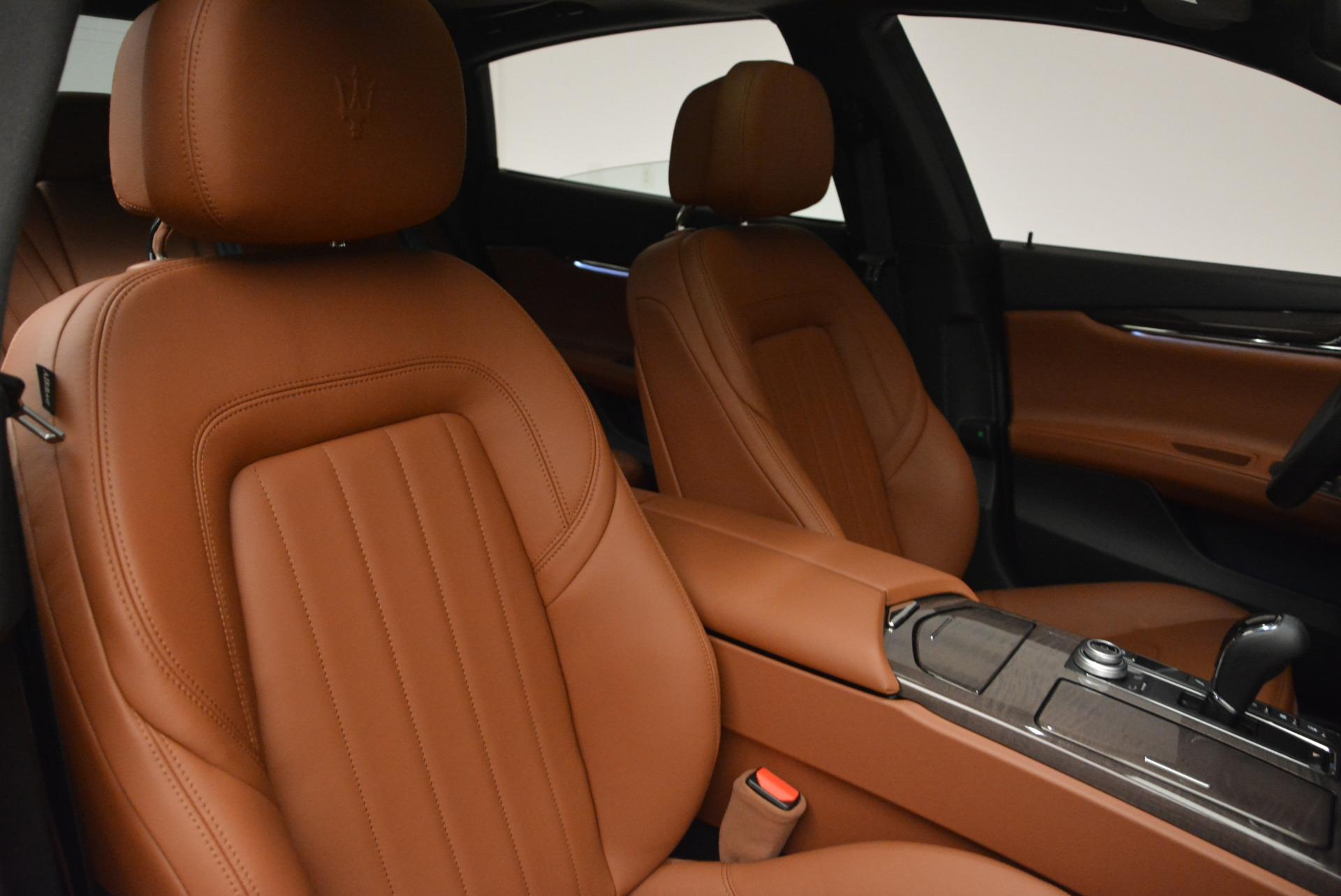 New 2017 Maserati Quattroporte S Q4 For Sale In Greenwich, CT 581_p19