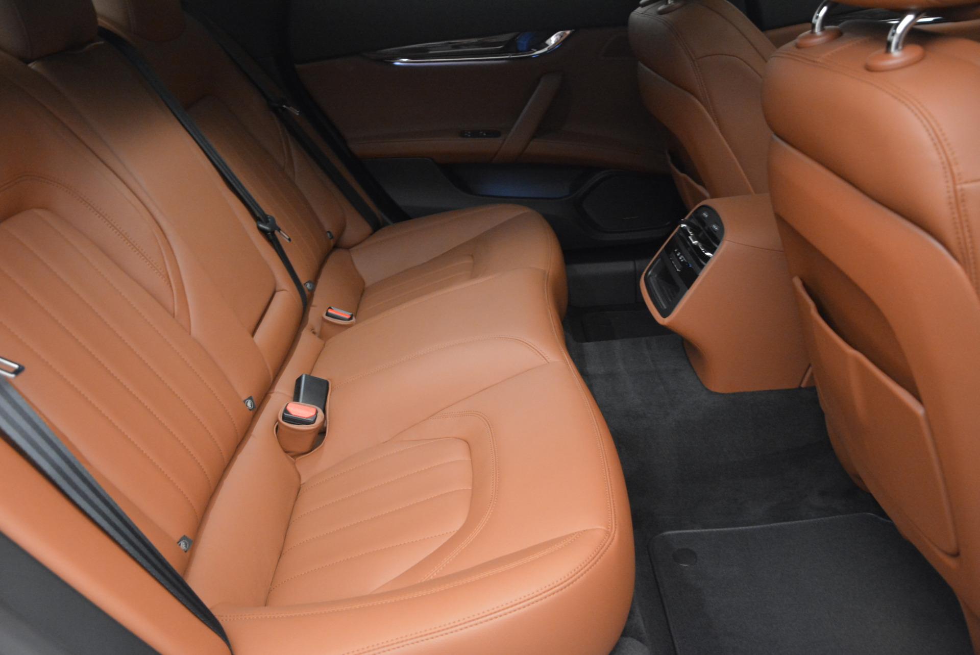 New 2017 Maserati Quattroporte S Q4 For Sale In Greenwich, CT 581_p24