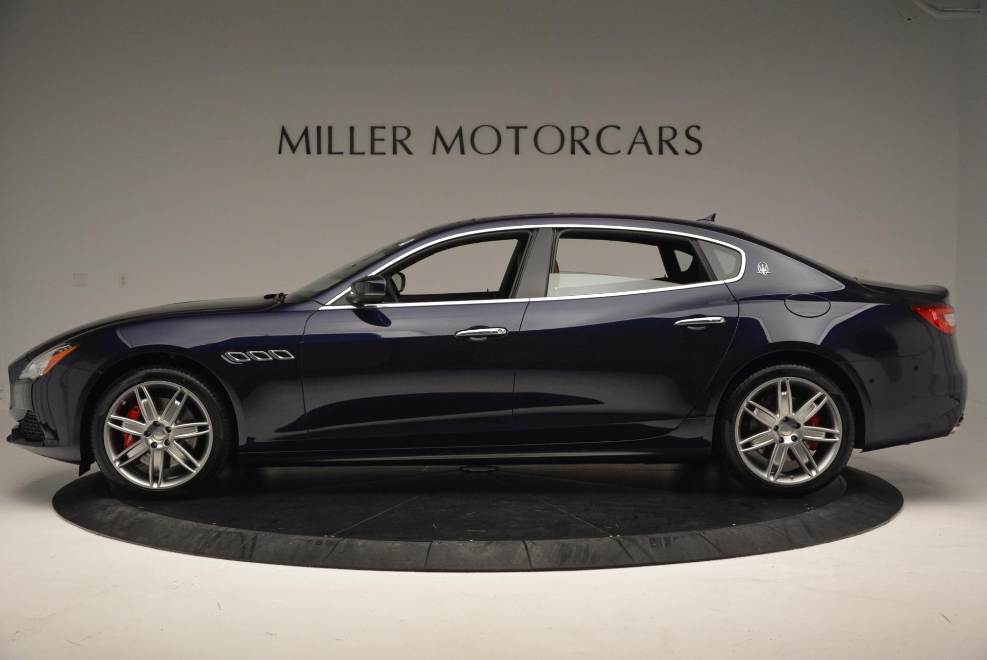 New 2017 Maserati Quattroporte S Q4 For Sale In Greenwich, CT 581_p3
