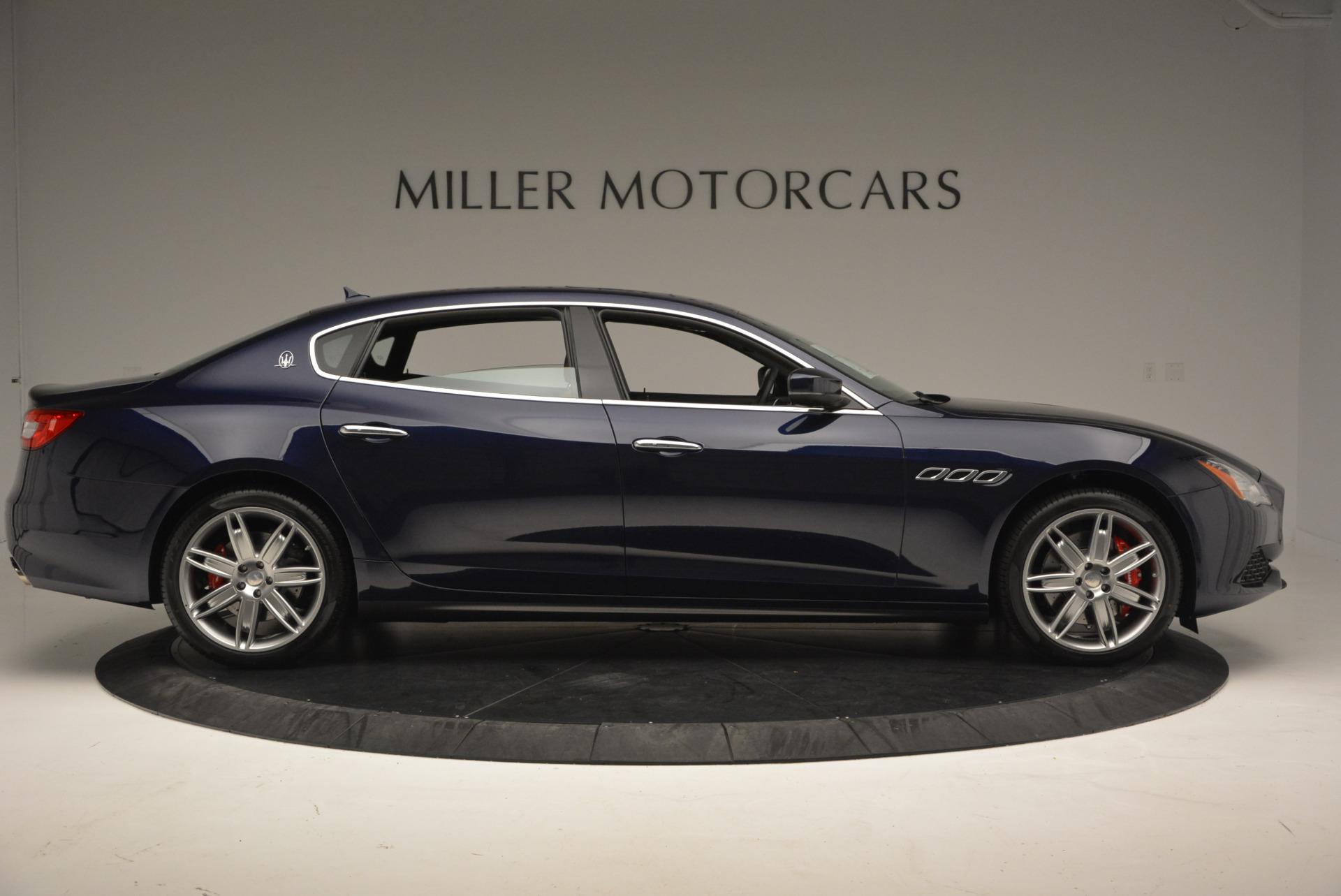 New 2017 Maserati Quattroporte S Q4 For Sale In Greenwich, CT 581_p9