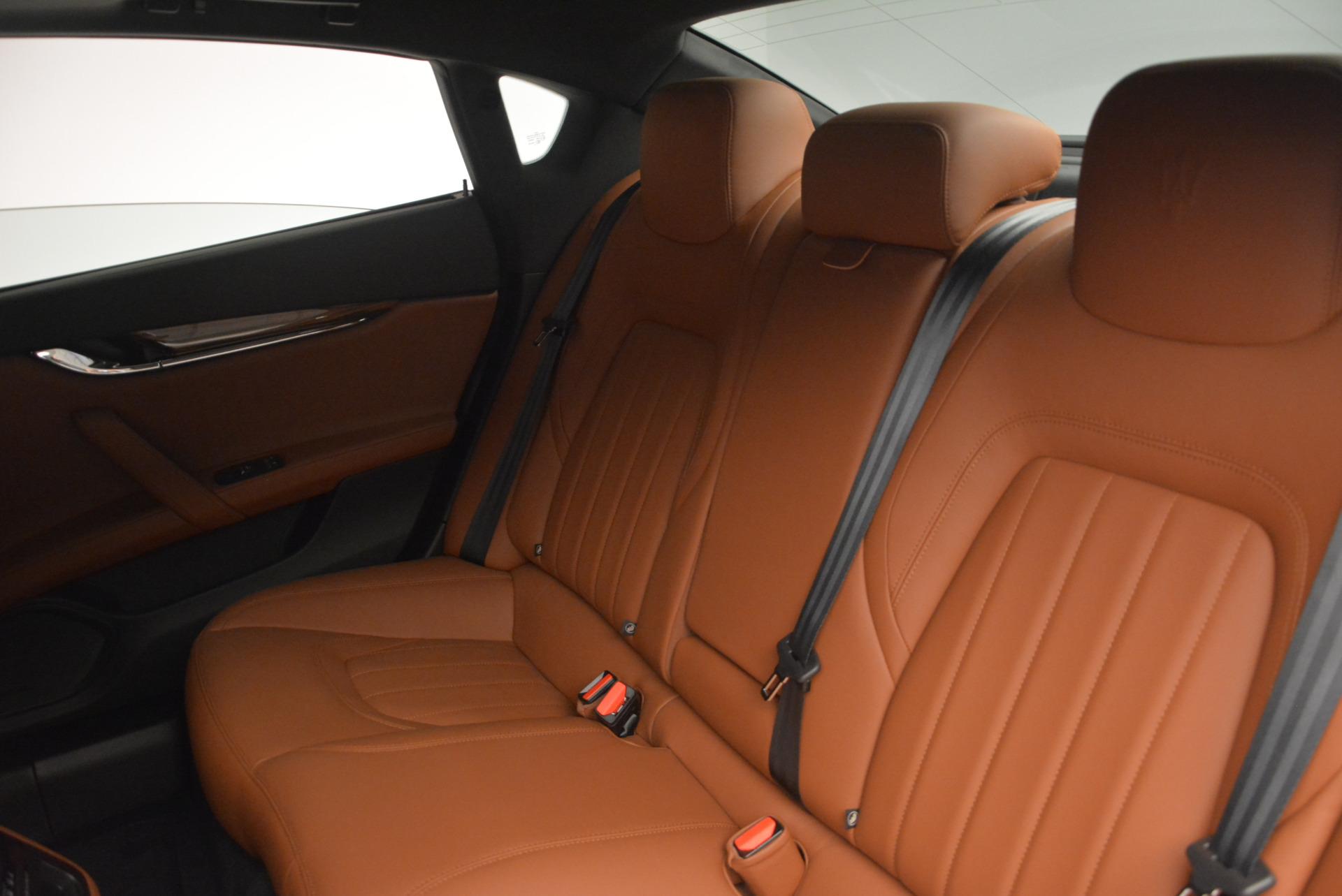 New 2017 Maserati Quattroporte S Q4 For Sale In Greenwich, CT 583_p18
