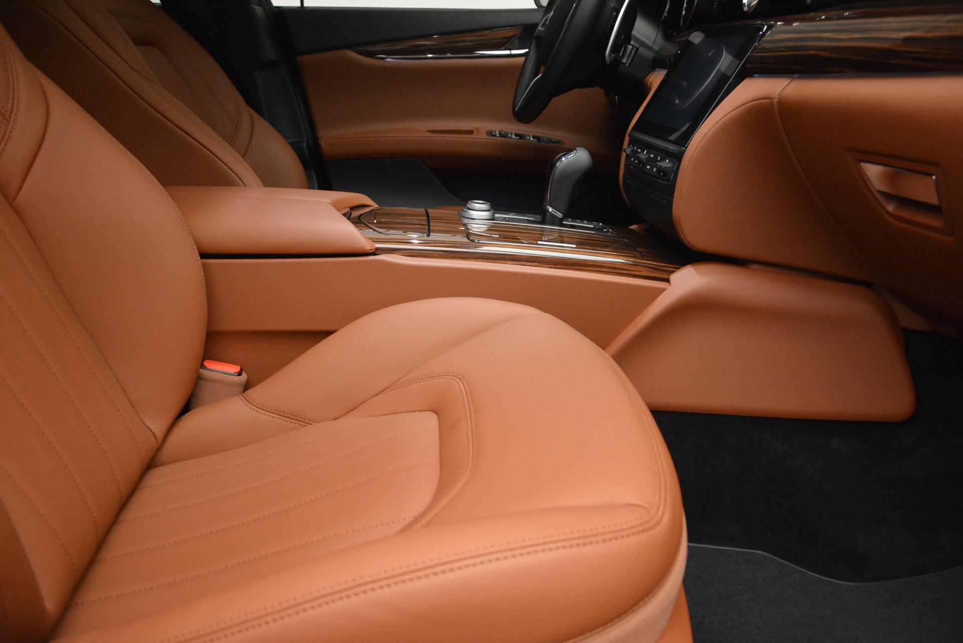 New 2017 Maserati Quattroporte S Q4 For Sale In Greenwich, CT 583_p20