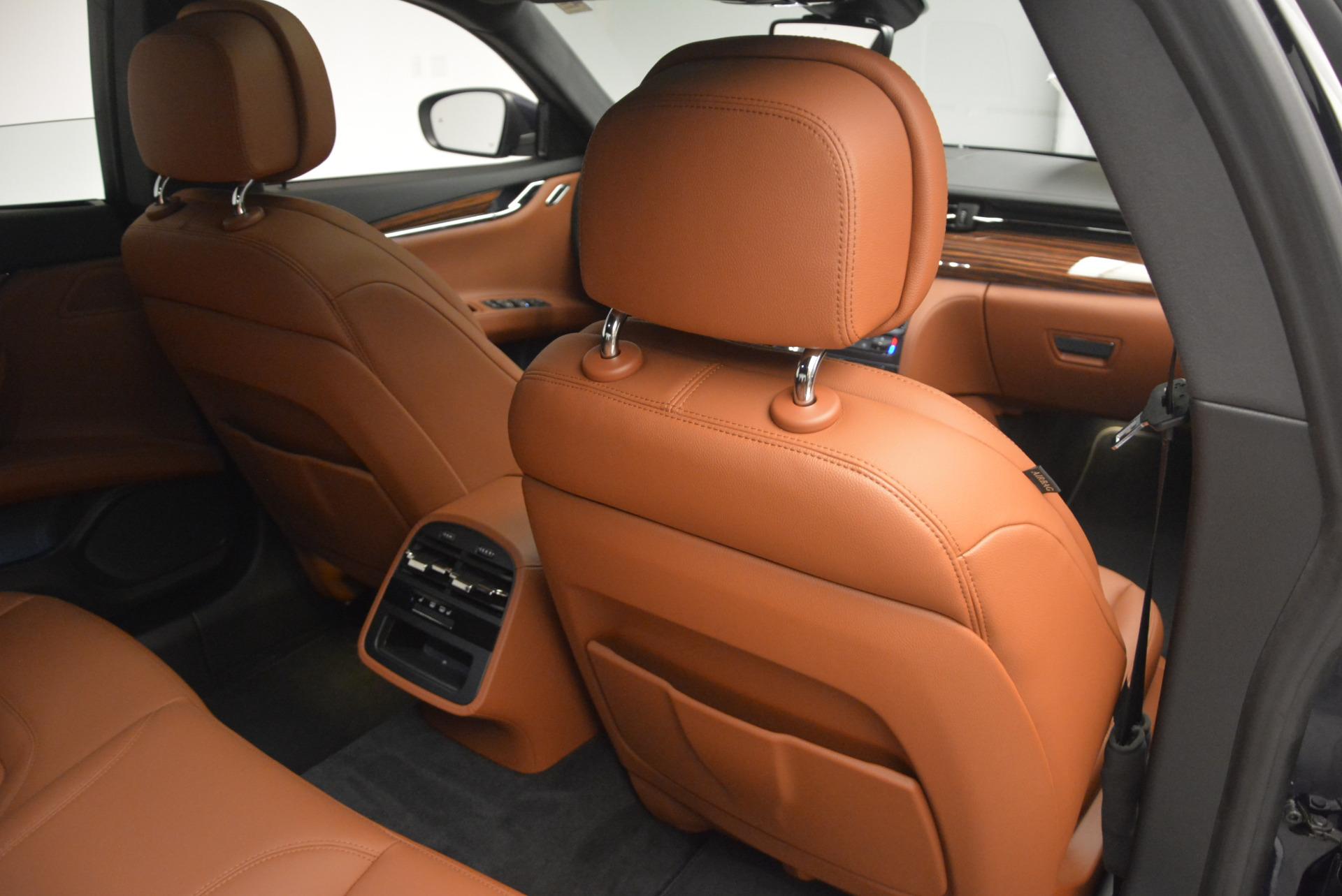 New 2017 Maserati Quattroporte S Q4 For Sale In Greenwich, CT 583_p22