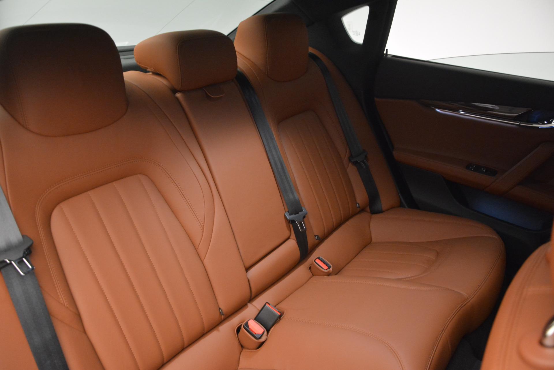 New 2017 Maserati Quattroporte S Q4 For Sale In Greenwich, CT 583_p24