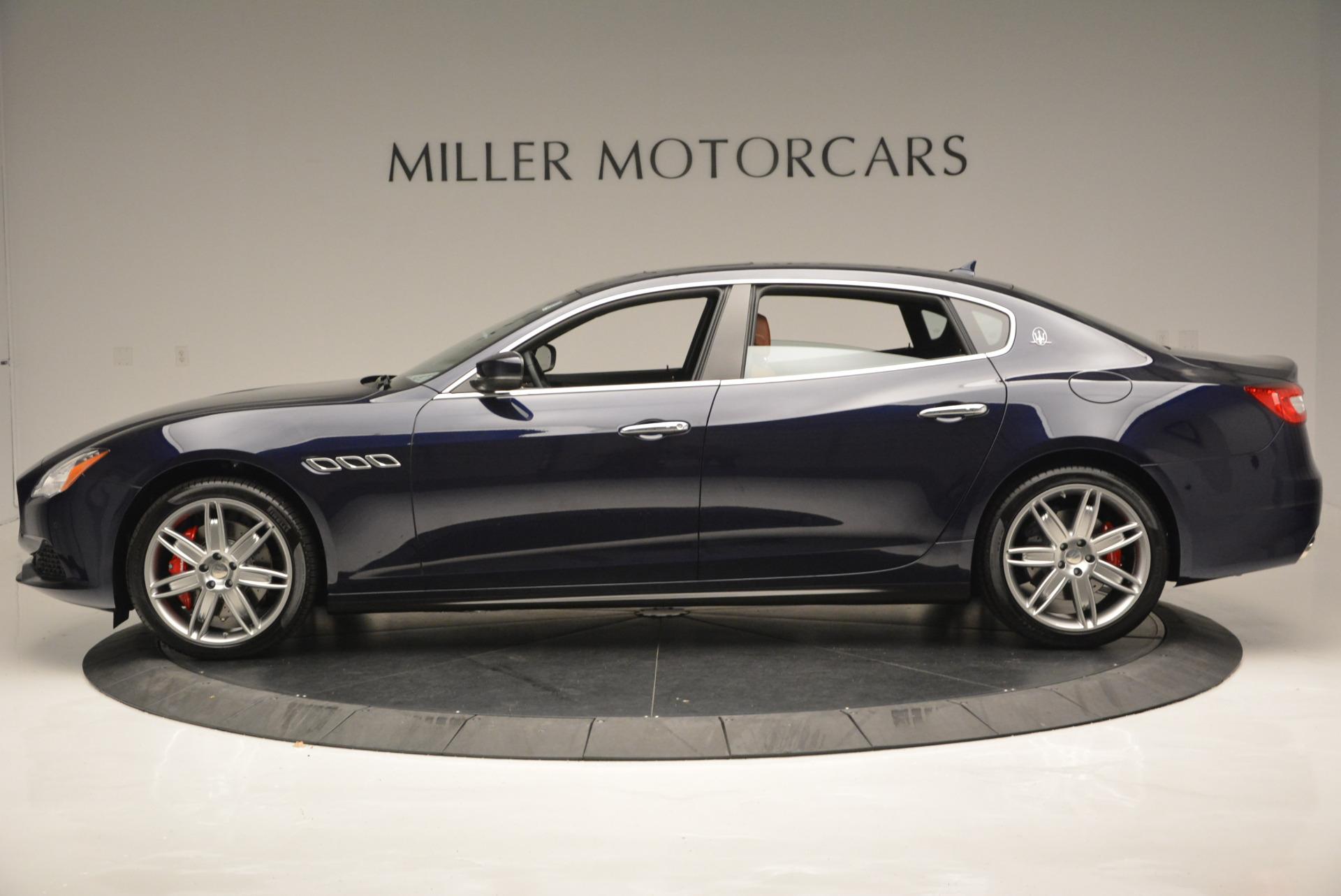 New 2017 Maserati Quattroporte S Q4 For Sale In Greenwich, CT 583_p3