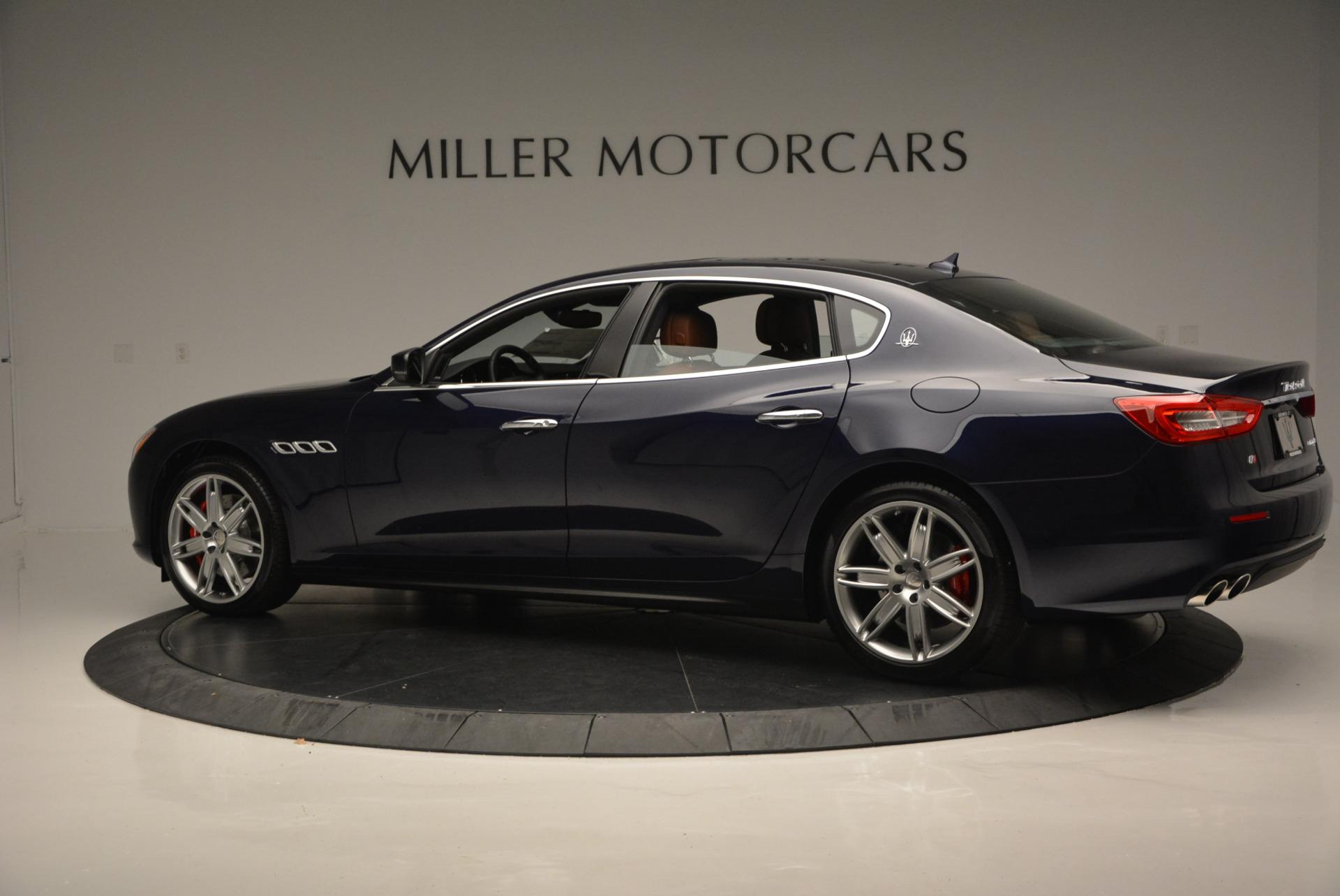 New 2017 Maserati Quattroporte S Q4 For Sale In Greenwich, CT 583_p4