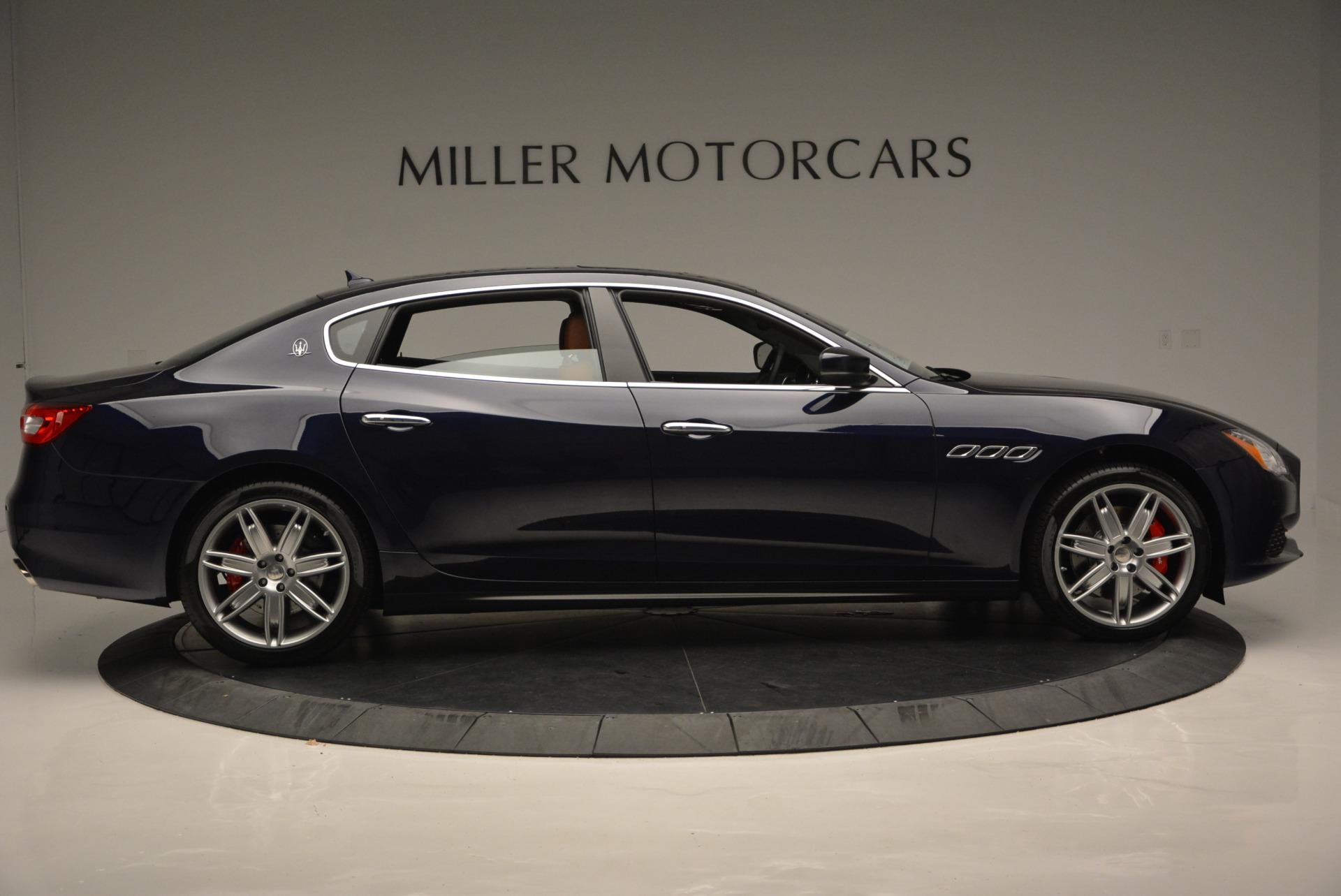 New 2017 Maserati Quattroporte S Q4 For Sale In Greenwich, CT 583_p9
