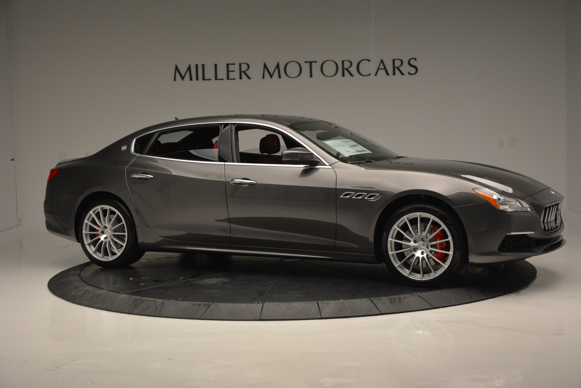 New 2017 Maserati Quattroporte S Q4 GranLusso For Sale In Greenwich, CT 585_p10