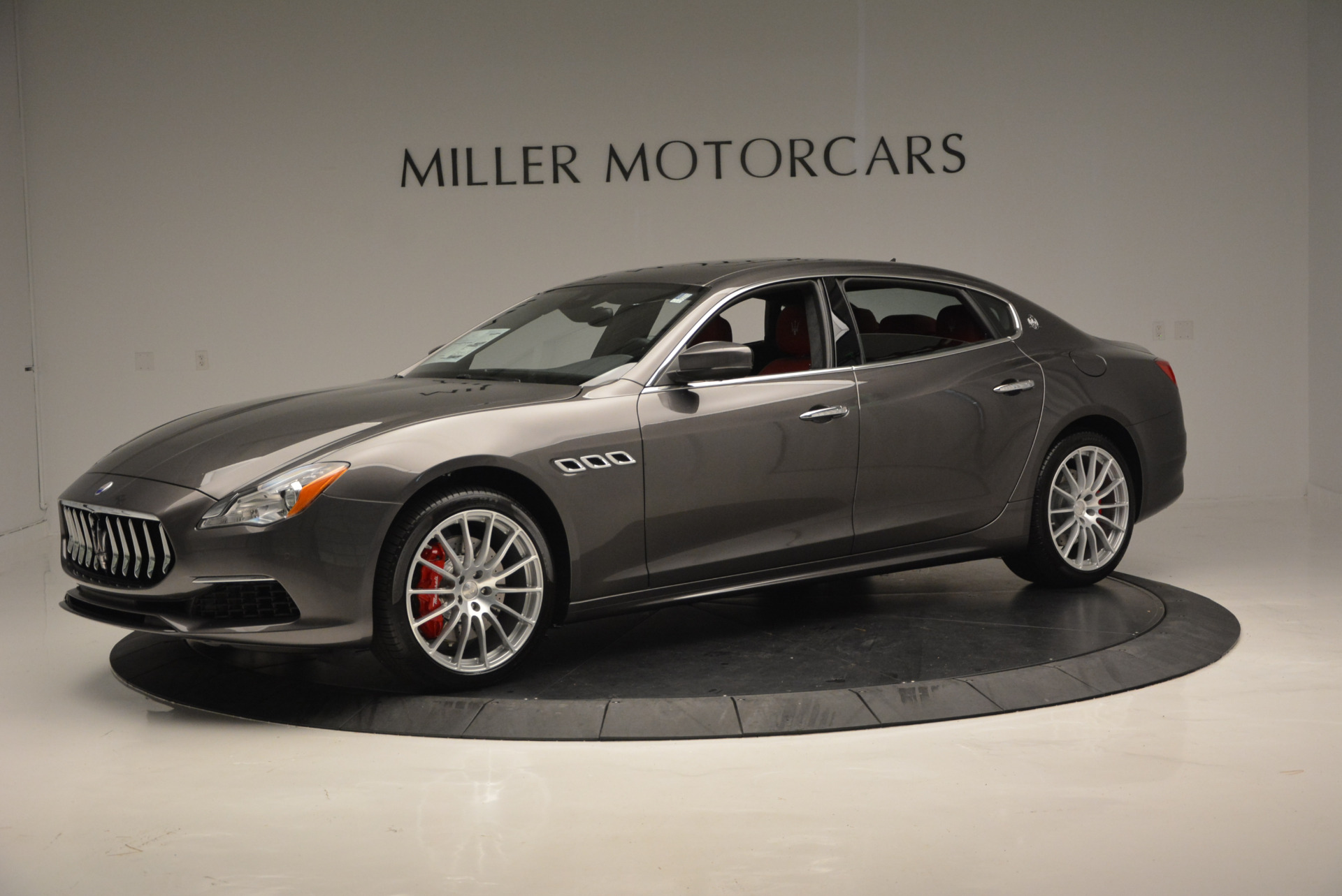New 2017 Maserati Quattroporte S Q4 GranLusso For Sale In Greenwich, CT 585_p2