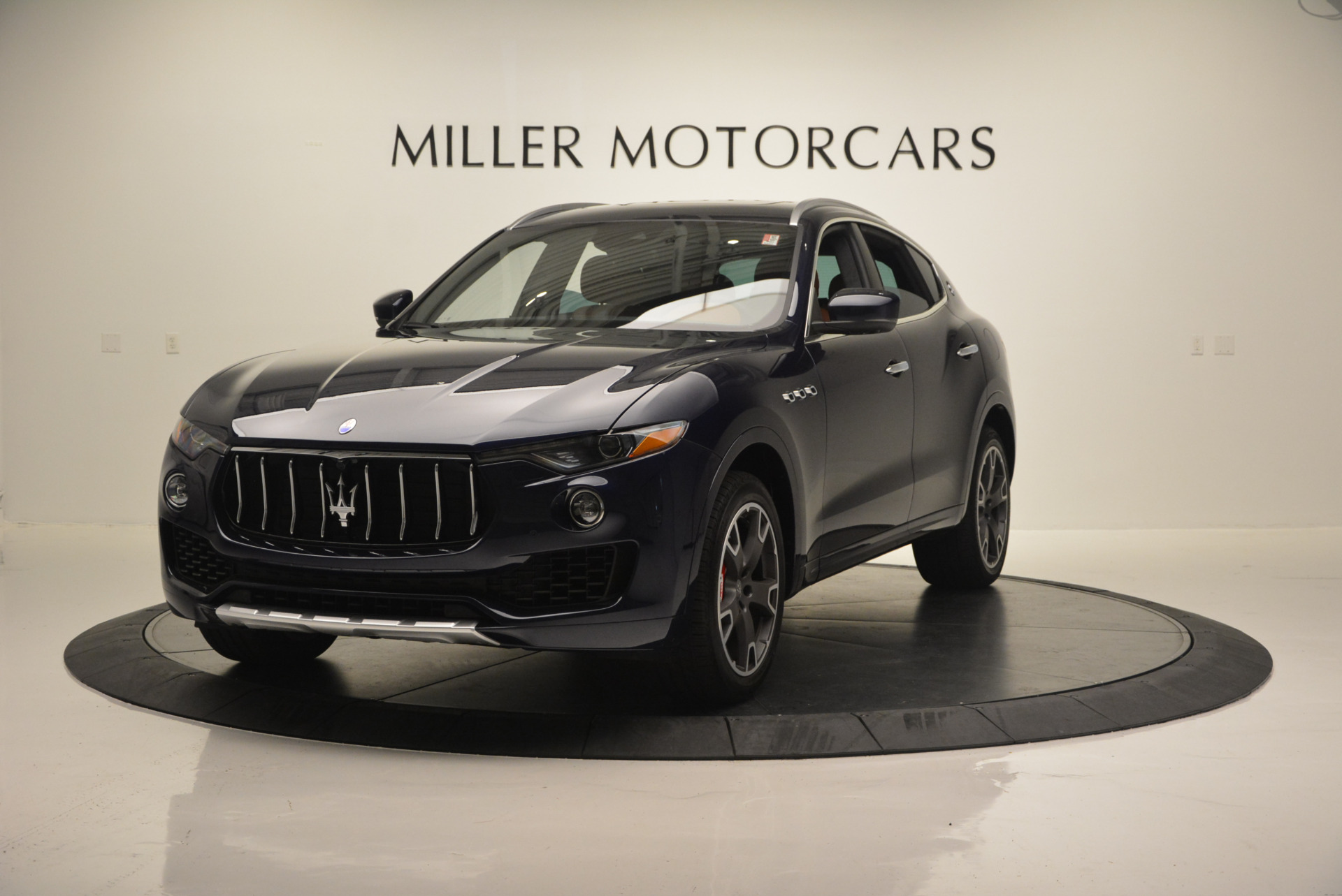 New 2017 Maserati Levante S For Sale In Greenwich, CT 586_main