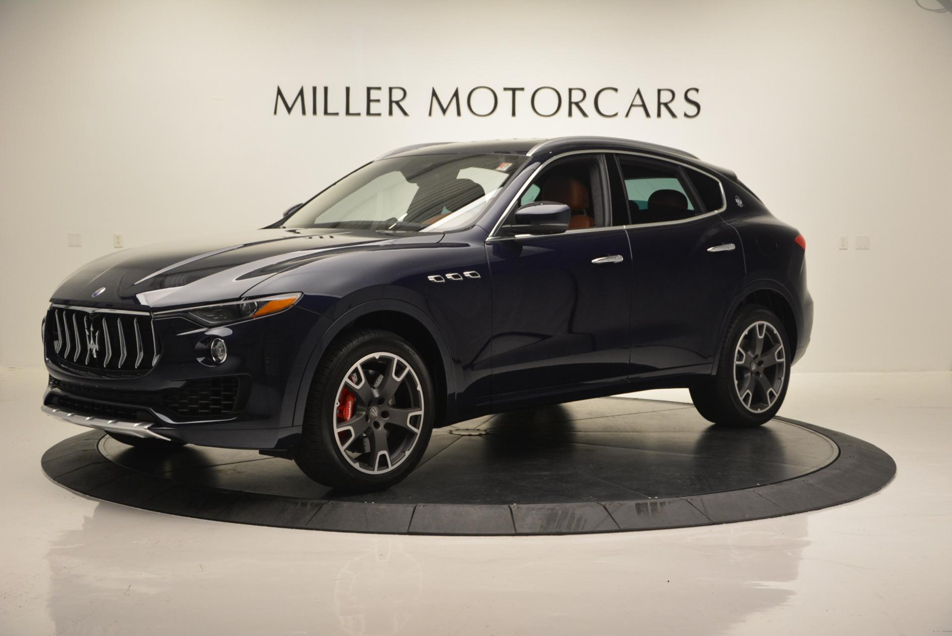 New 2017 Maserati Levante S For Sale In Greenwich, CT 586_p2
