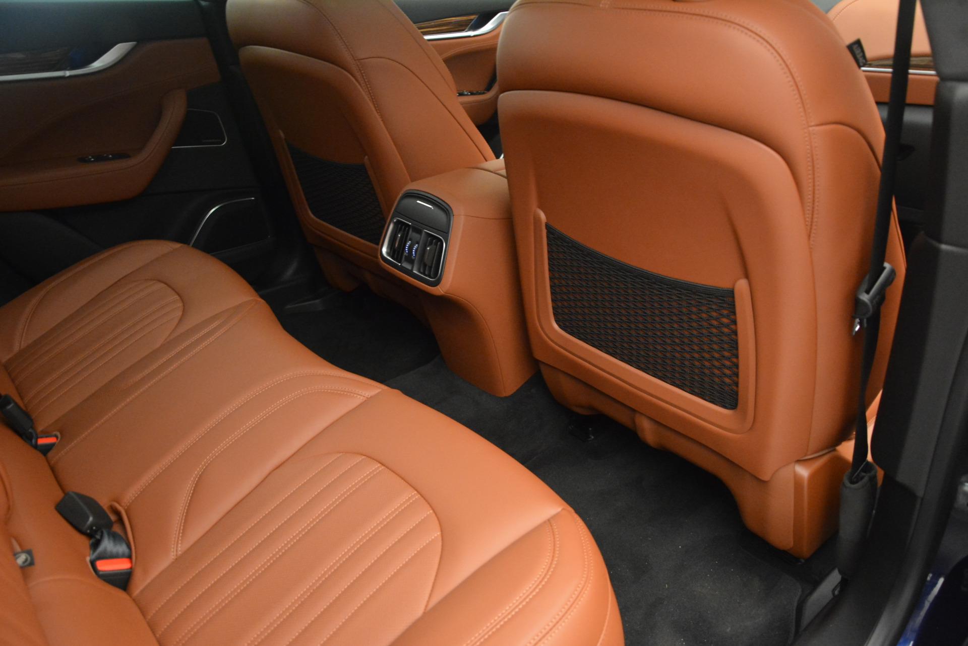 New 2017 Maserati Levante S For Sale In Greenwich, CT 586_p30