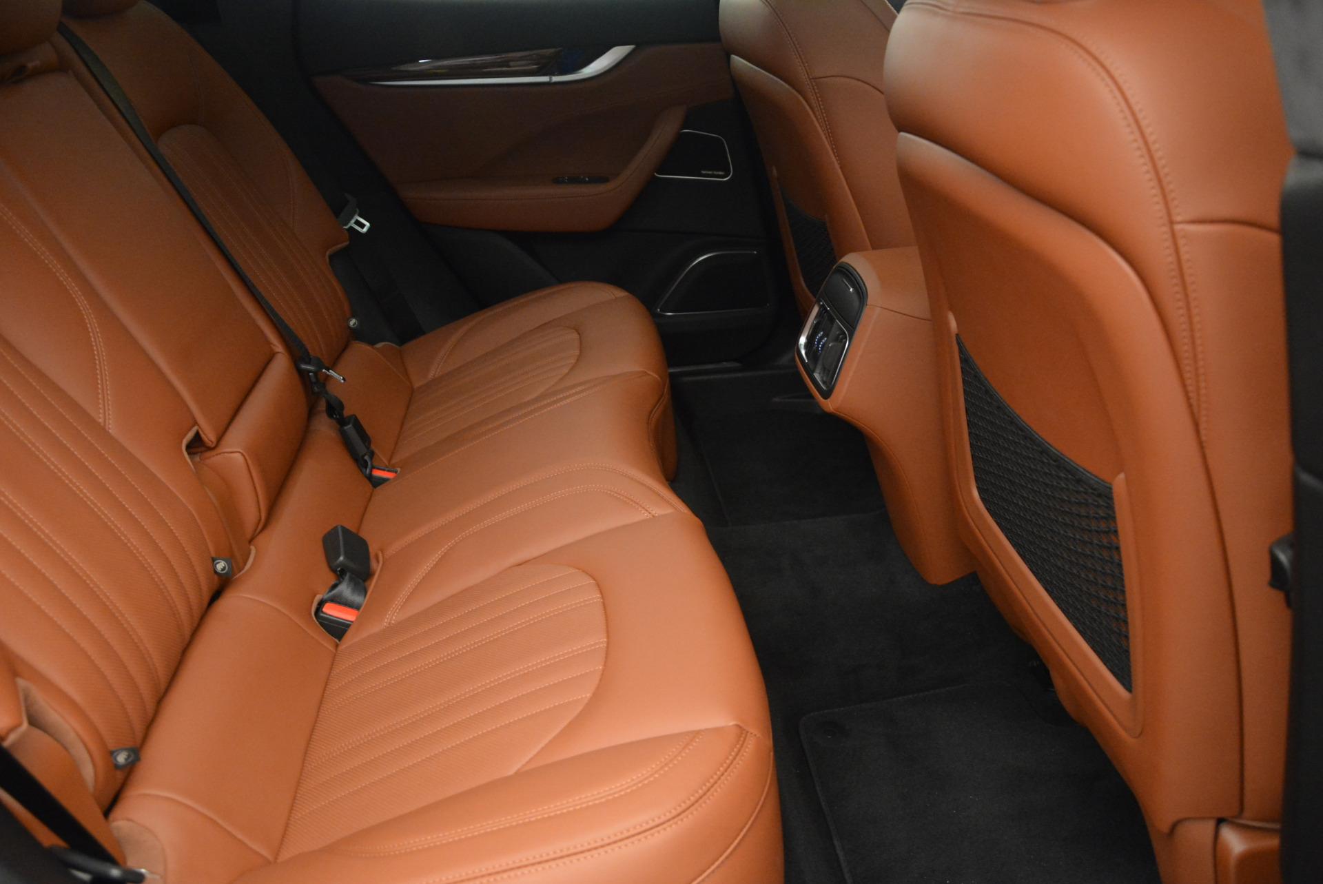 New 2017 Maserati Levante S For Sale In Greenwich, CT 586_p31