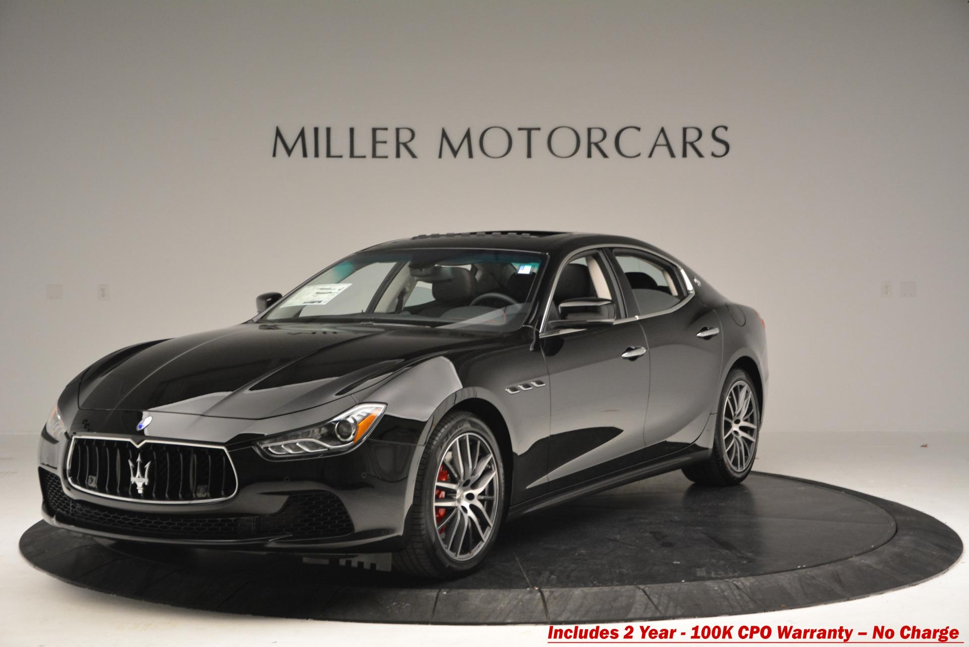 Used 2016 Maserati Ghibli S Q4 For Sale In Greenwich, CT