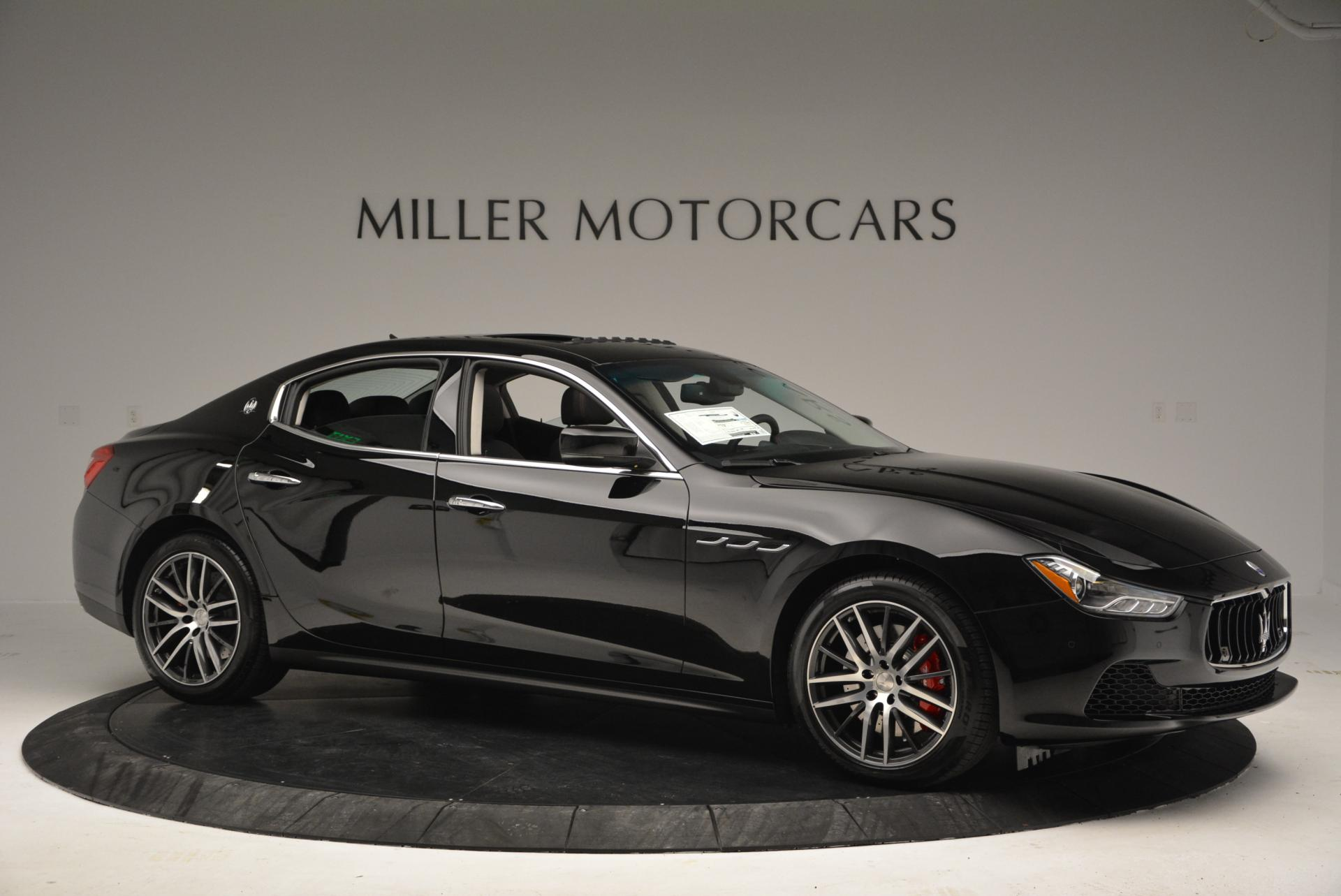 Used 2016 Maserati Ghibli S Q4 For Sale In Greenwich, CT 59_p10